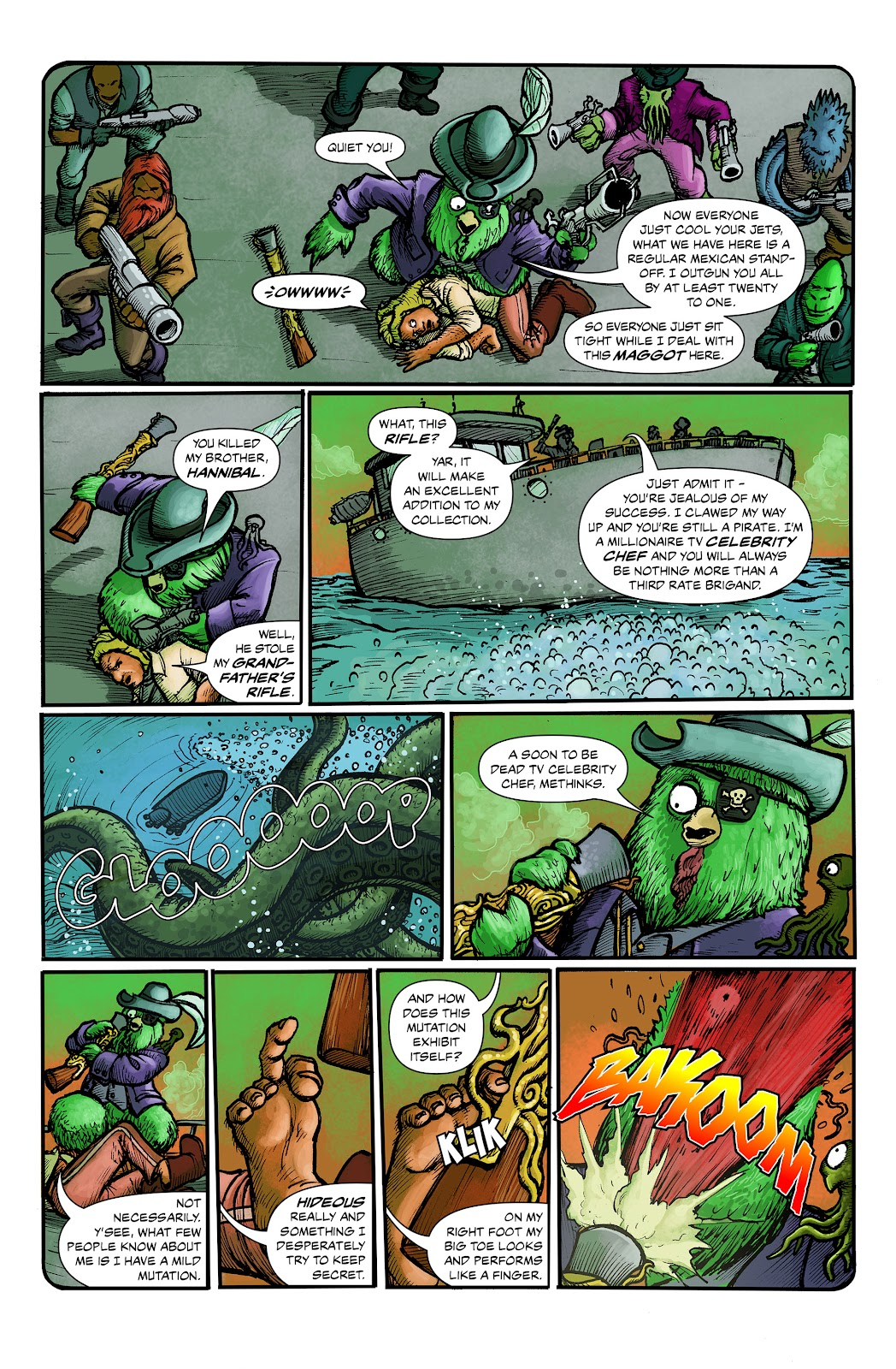 100% Biodegradable Issue #12 #12 - English 4