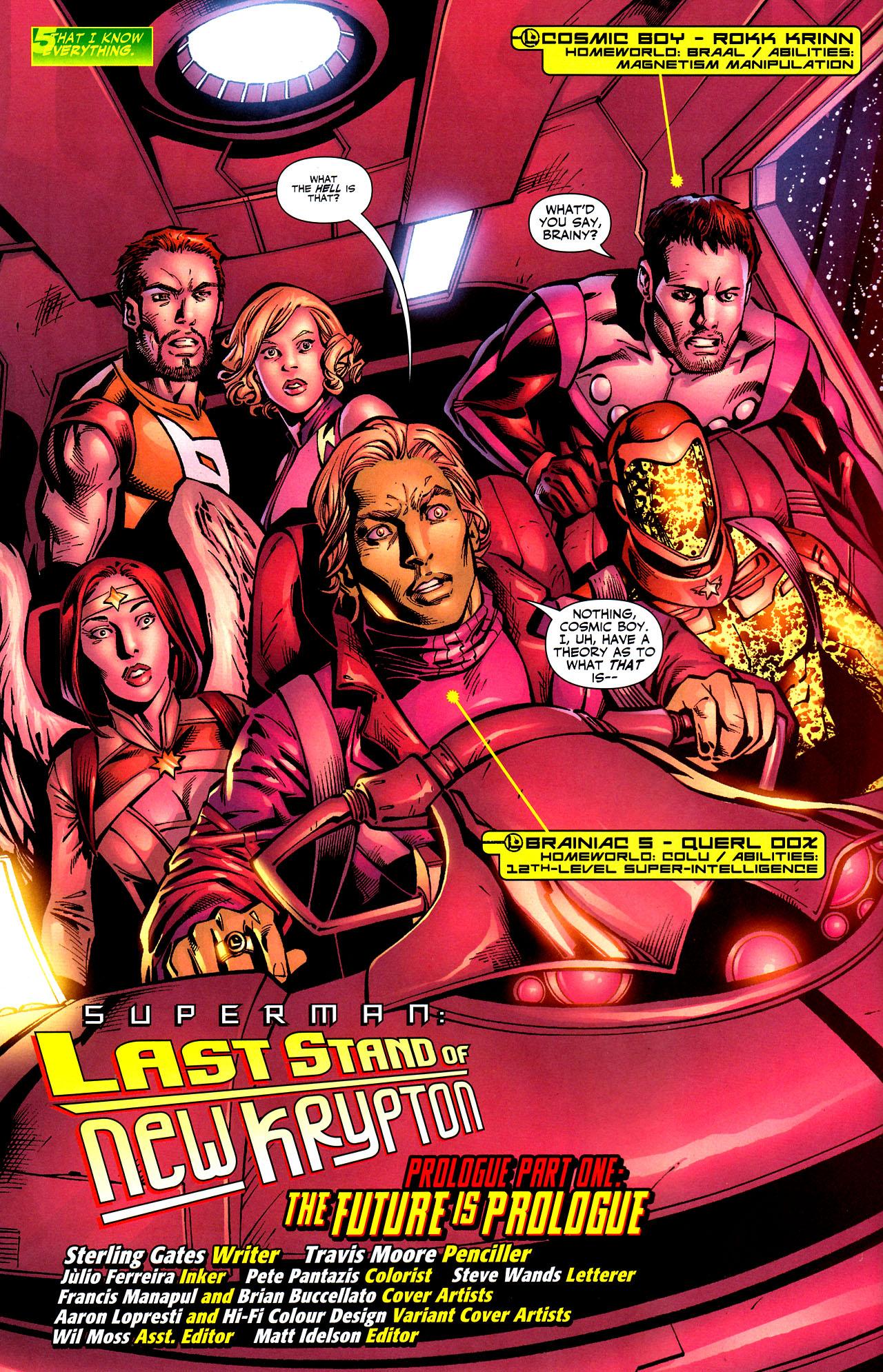 Read online Adventure Comics (2009) comic -  Issue #8 - 5