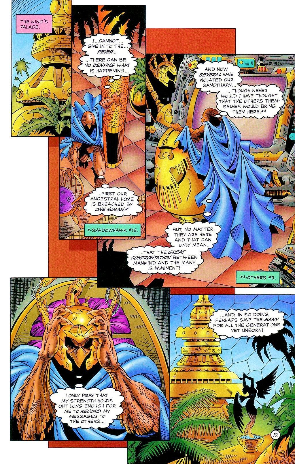 Read online The Others comic -  Issue #2 - 11