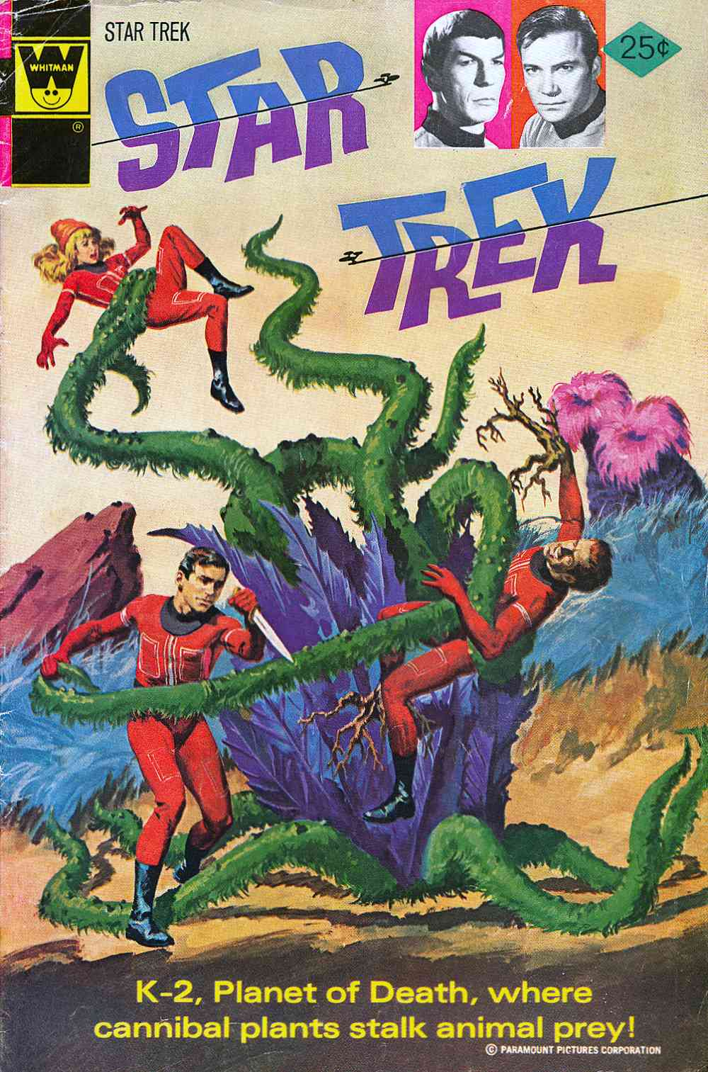 Star Trek (1967) Issue #29 #29 - English 1