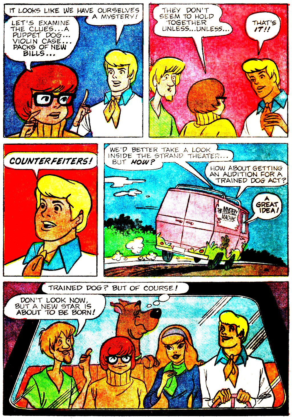 Read online Scooby-Doo... Where Are You! (1970) comic -  Issue #3 - 8