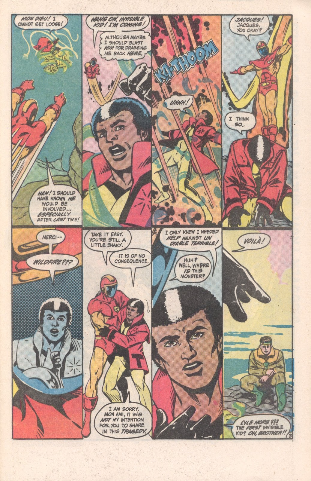 Tales of the Legion Issue #317 #4 - English 4