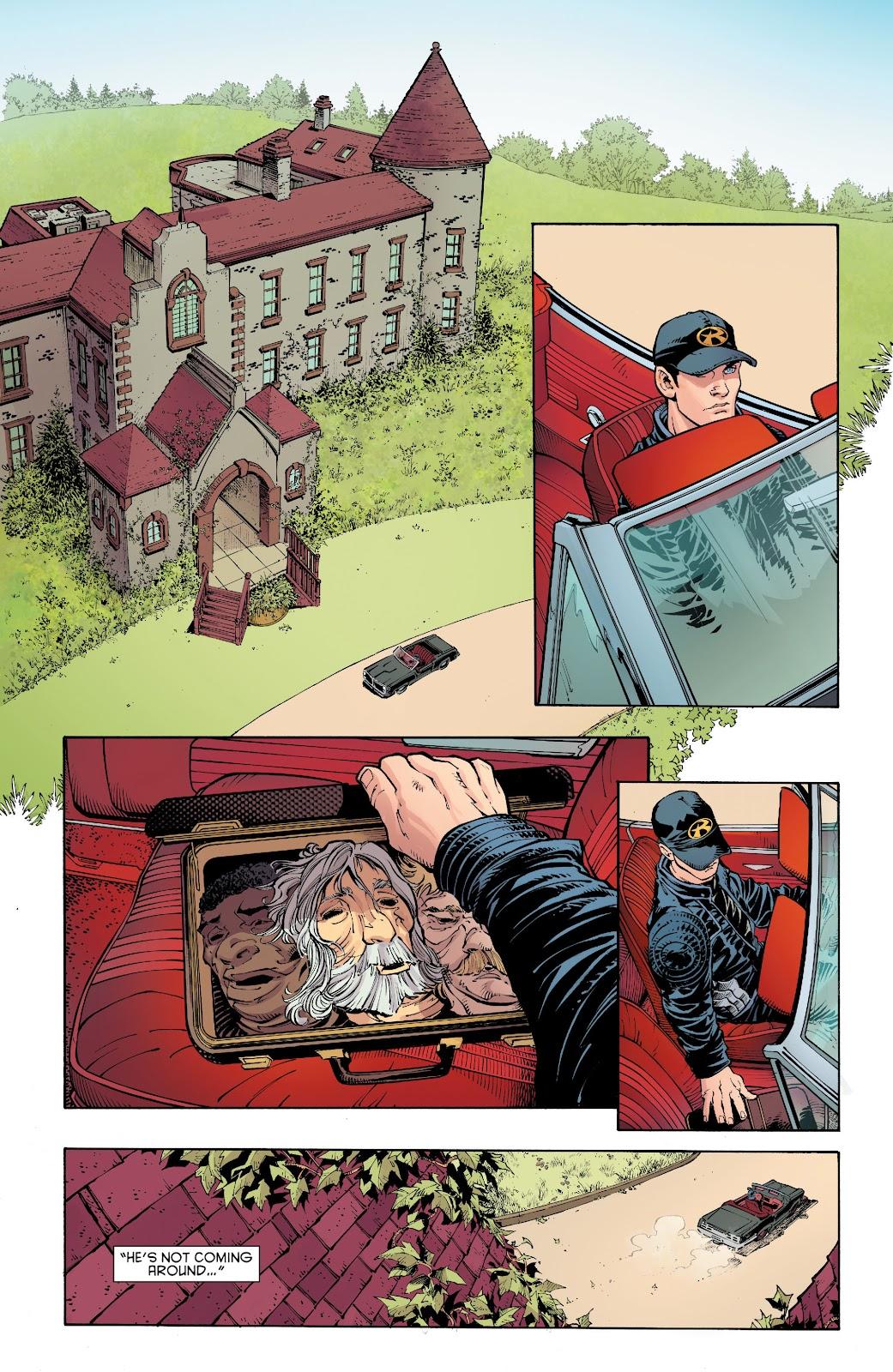 Batman (2011) Issue #21 #36 - English 20