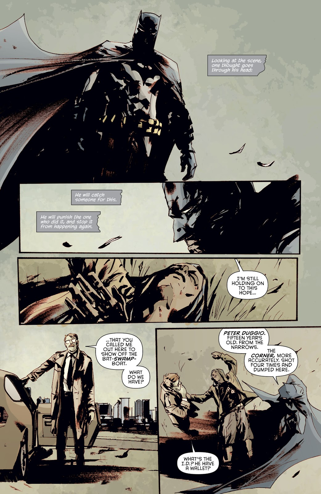 Batman (2011) Issue #44 #63 - English 5