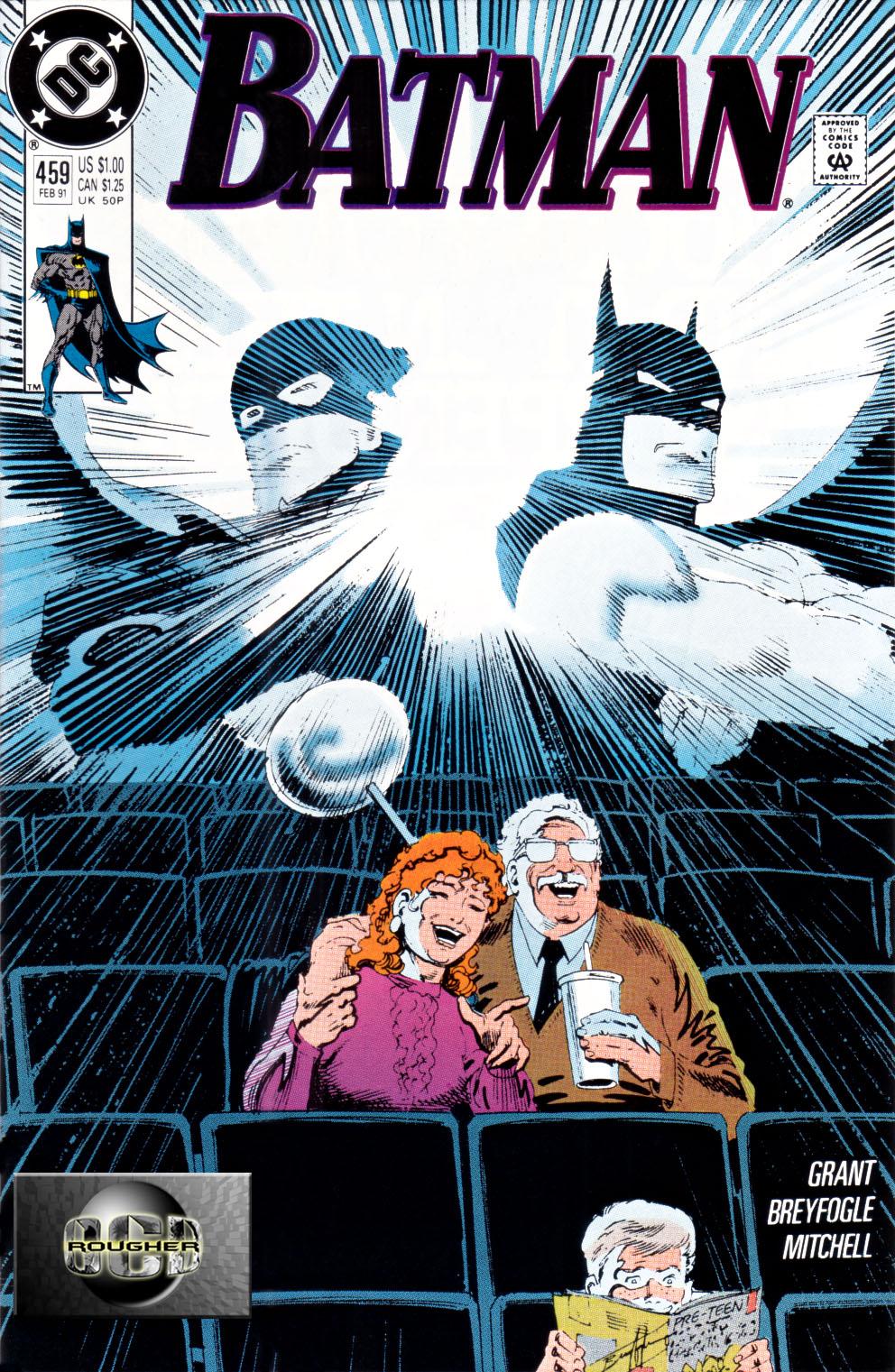 Batman (1940) 459 Page 1