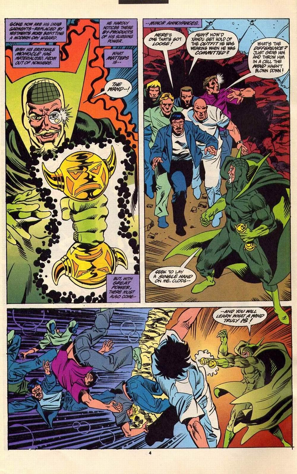 Read online Secret Defenders comic -  Issue #6 - 5