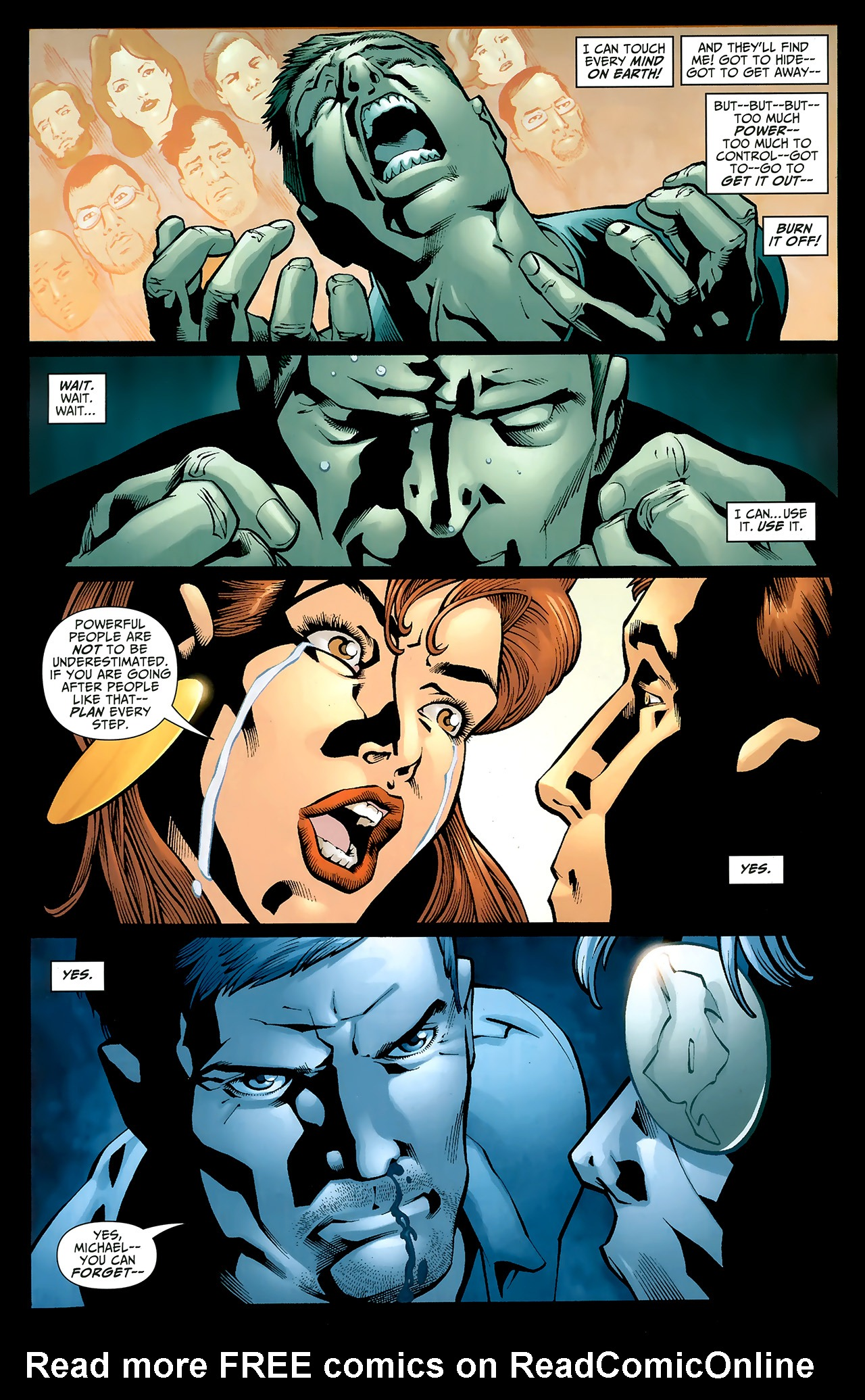 Read online Justice League: Generation Lost comic -  Issue #20 - 18