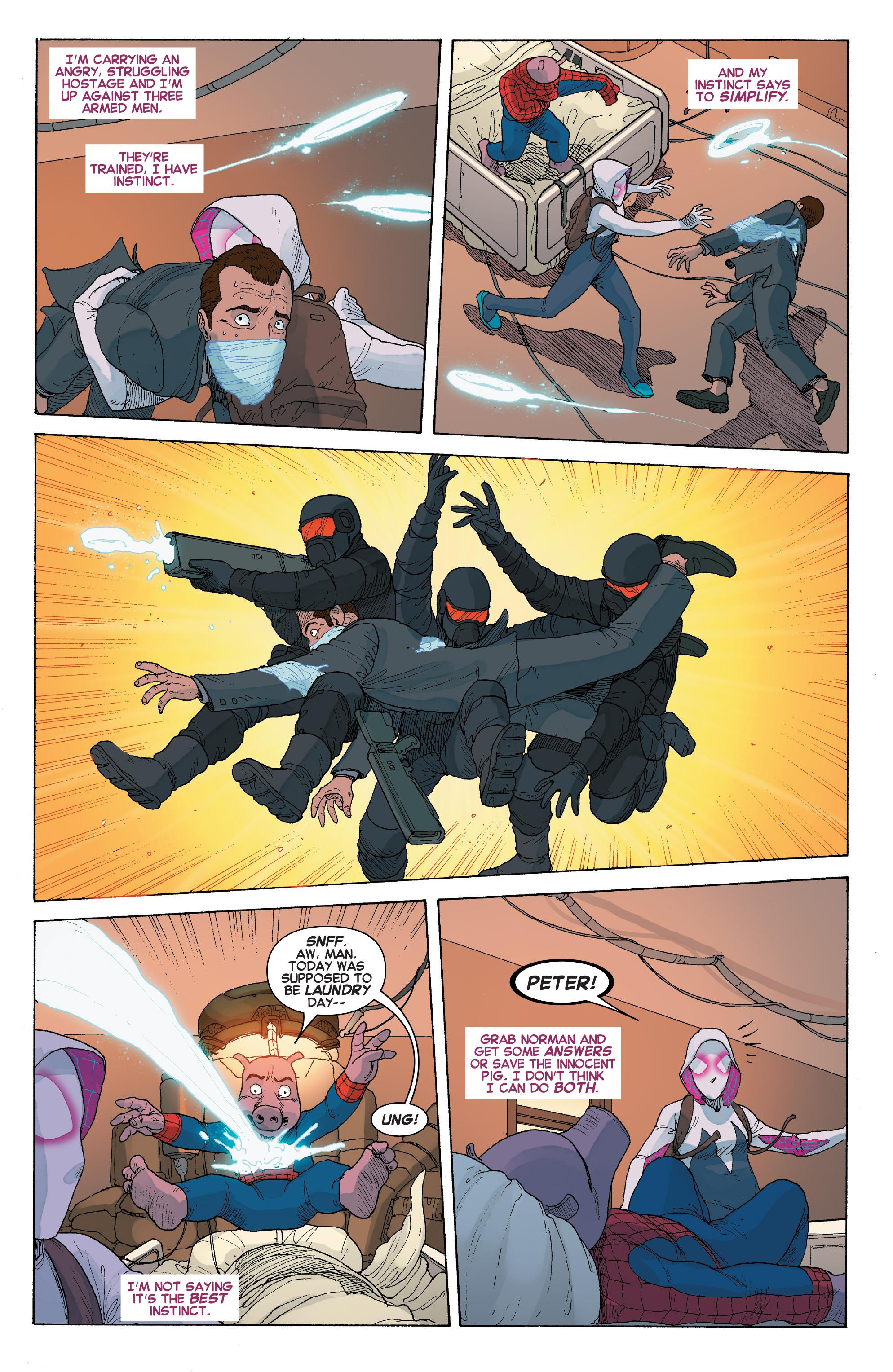 Read online Spider-Verse [II] comic -  Issue #2 - 4