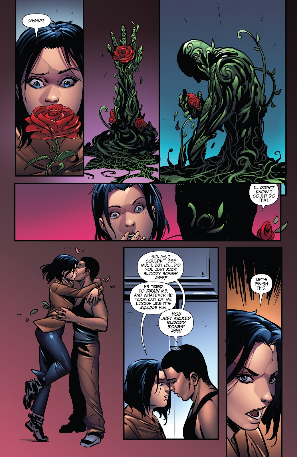 Grimm Fairy Tales (2005) Issue #121 #124 - English 7