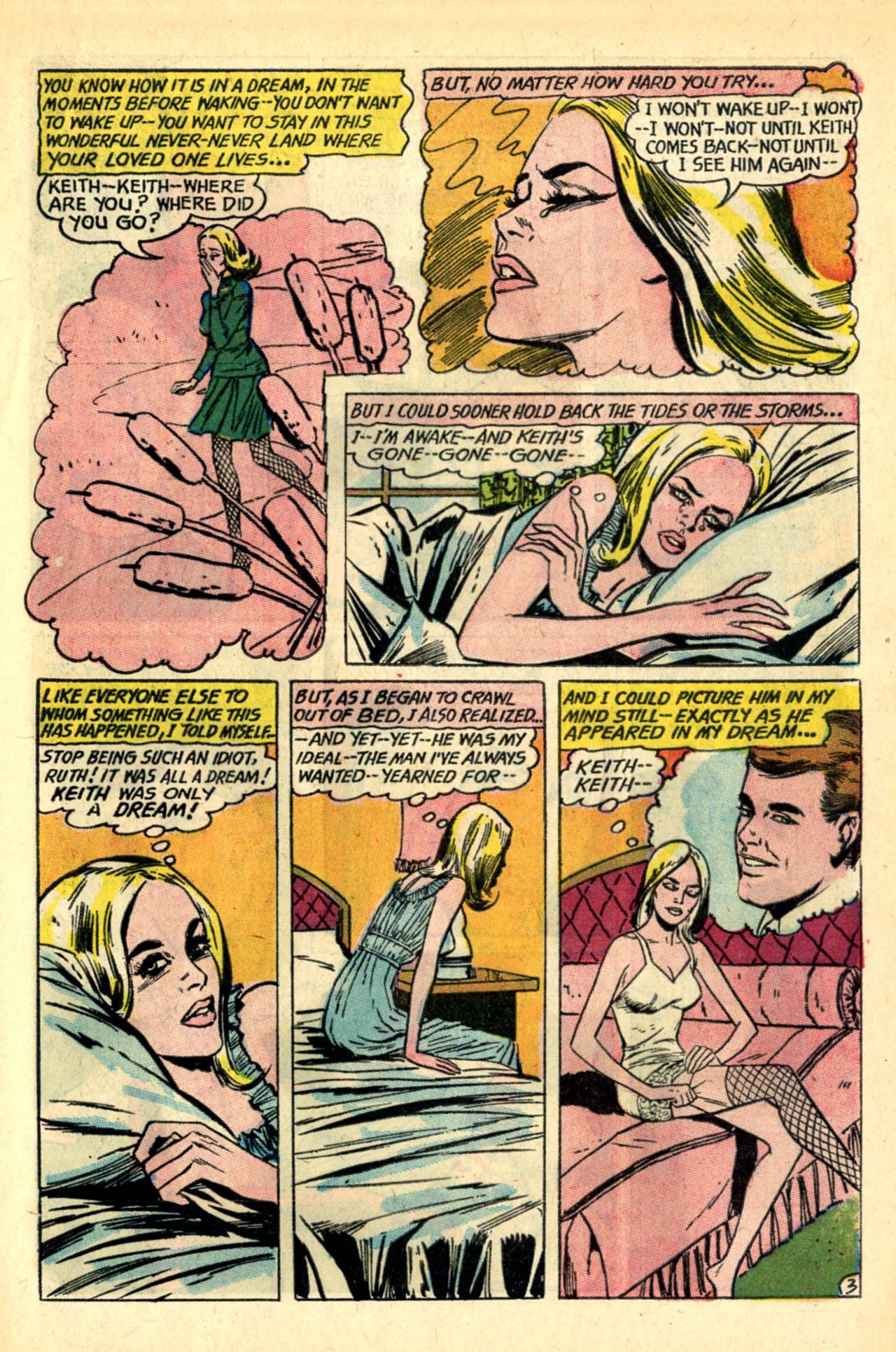 Read online Secret Hearts comic -  Issue #120 - 5