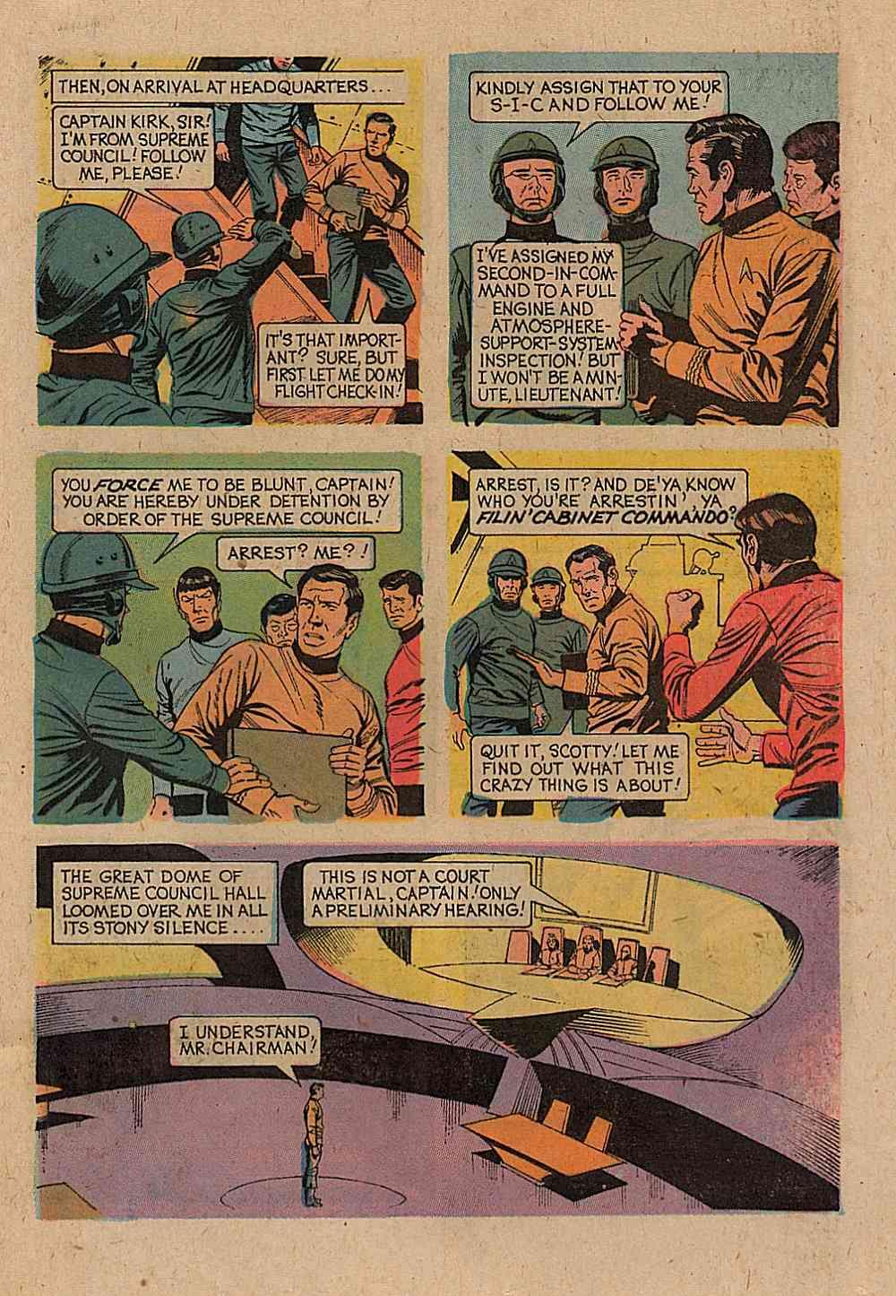 Star Trek (1967) Issue #24 #24 - English 9