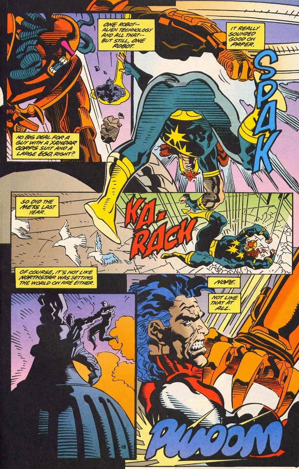 Read online Secret Defenders comic -  Issue #11 - 12