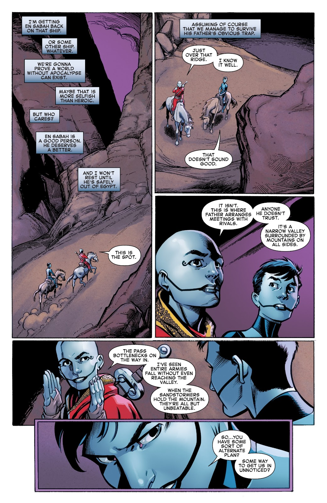 All-New X-Men (2016) Issue #11 #13 - English 6