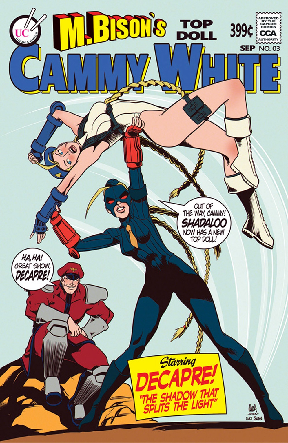Street Fighter Legends: Cammy Issue #3 #3 - English 3