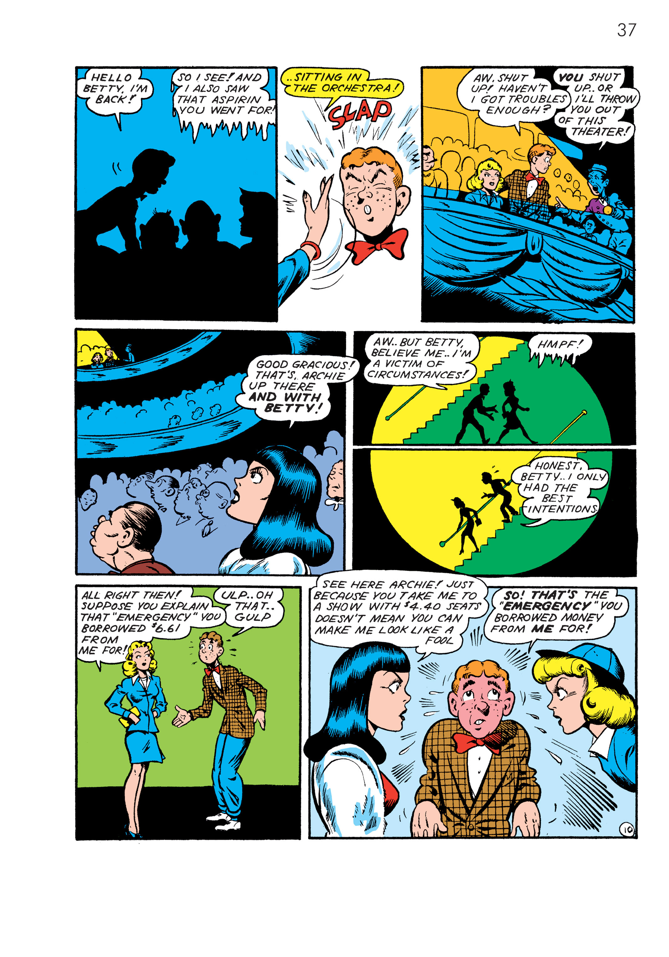 Read online The Best of Archie Comics comic -  Issue # TPB 4 (Part 1) - 38