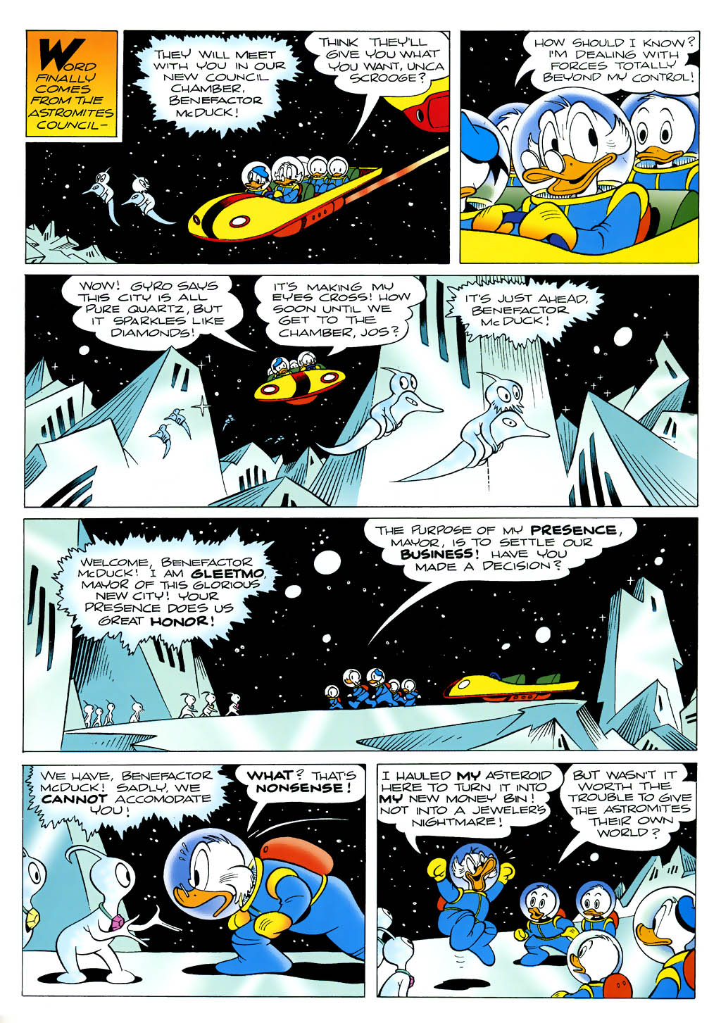 Uncle Scrooge (1953) Issue #322 #322 - English 13
