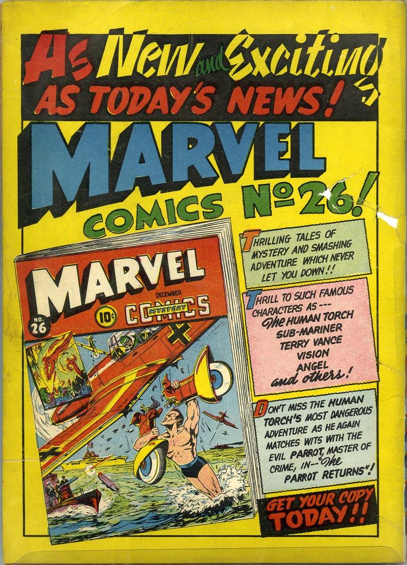 Sub-Mariner Comics Issue #3 #3 - English 70