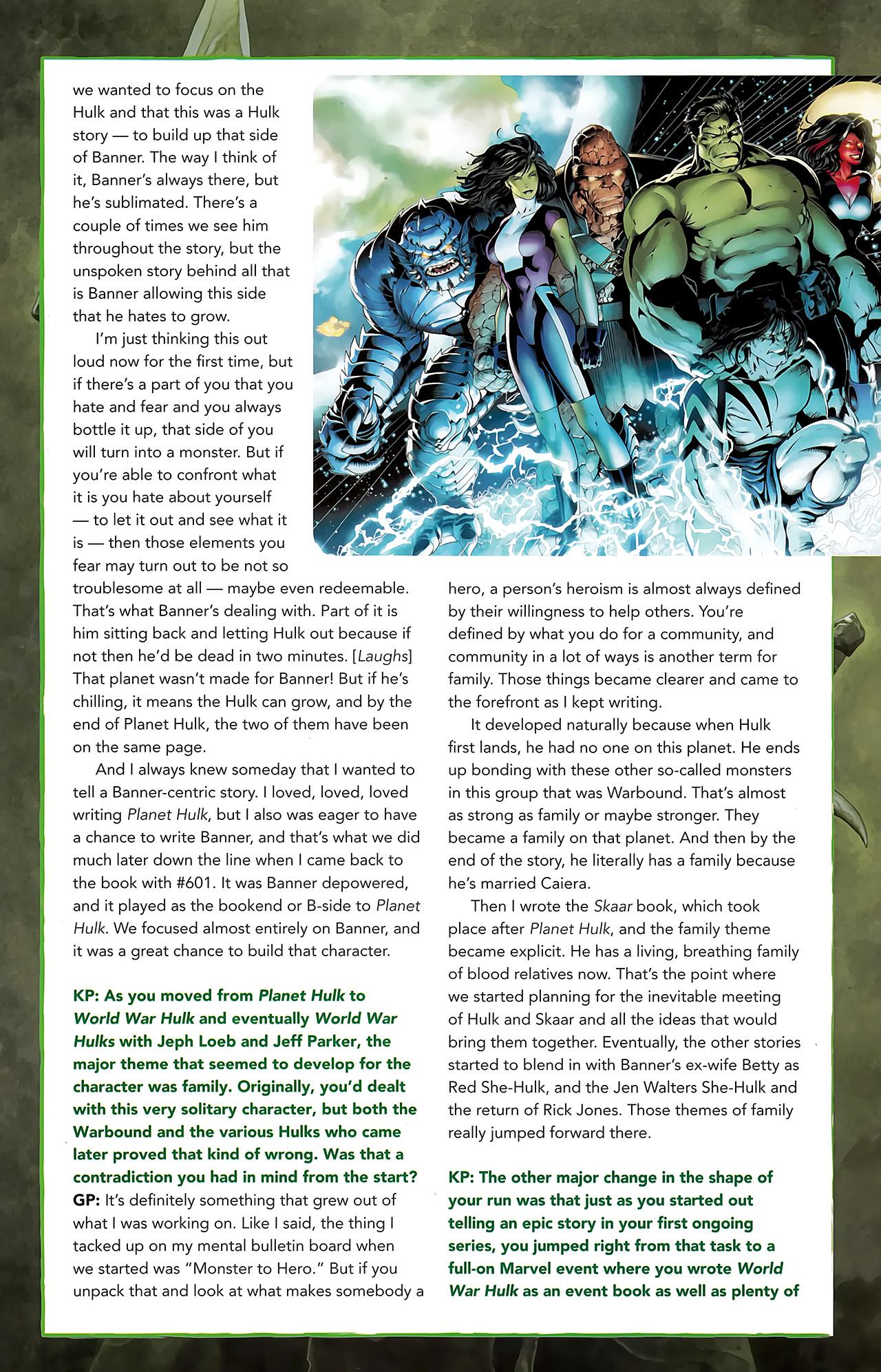 Incredible Hulks (2010) #635 #26 - English 40
