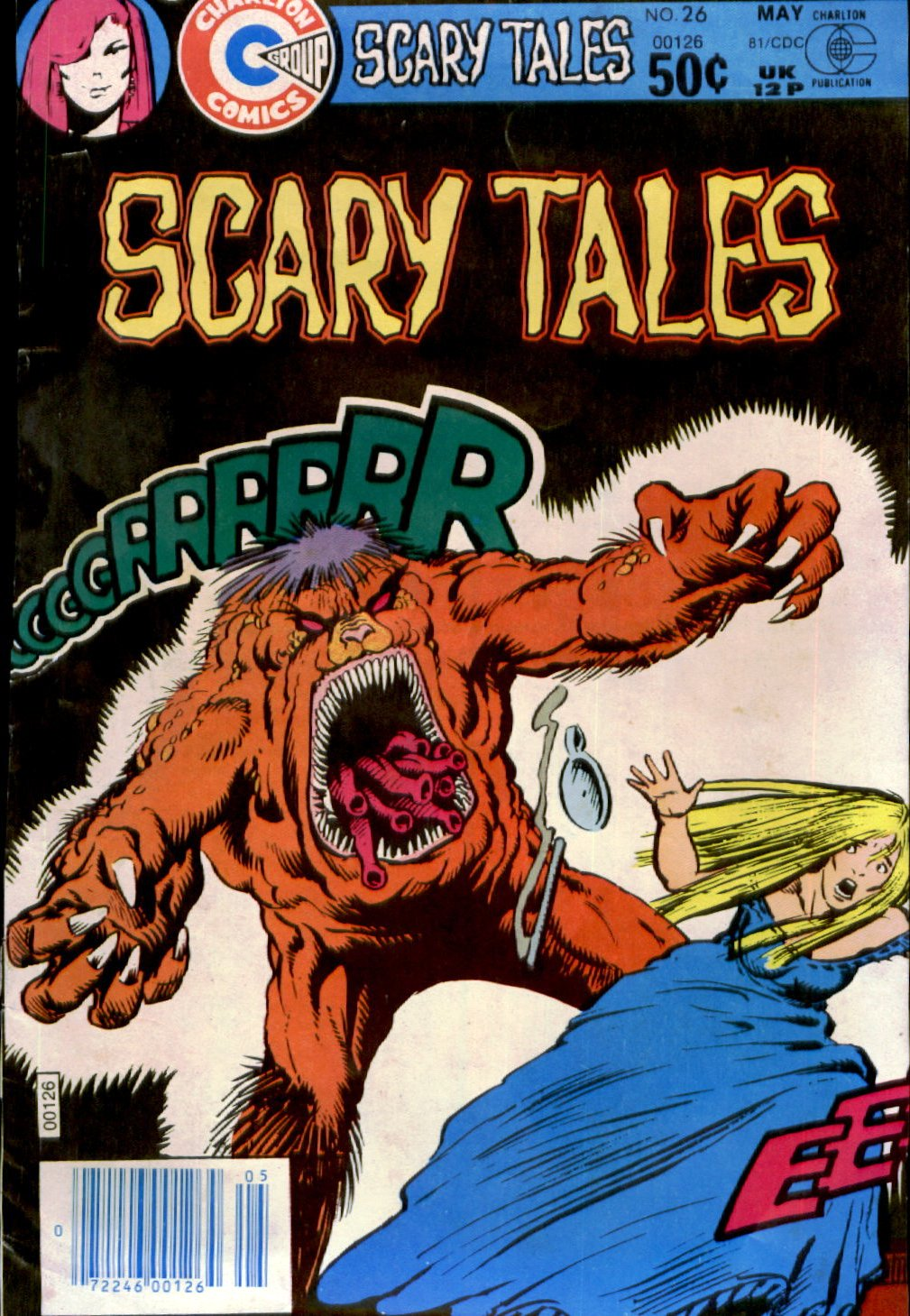Read online Scary Tales comic -  Issue #26 - 1