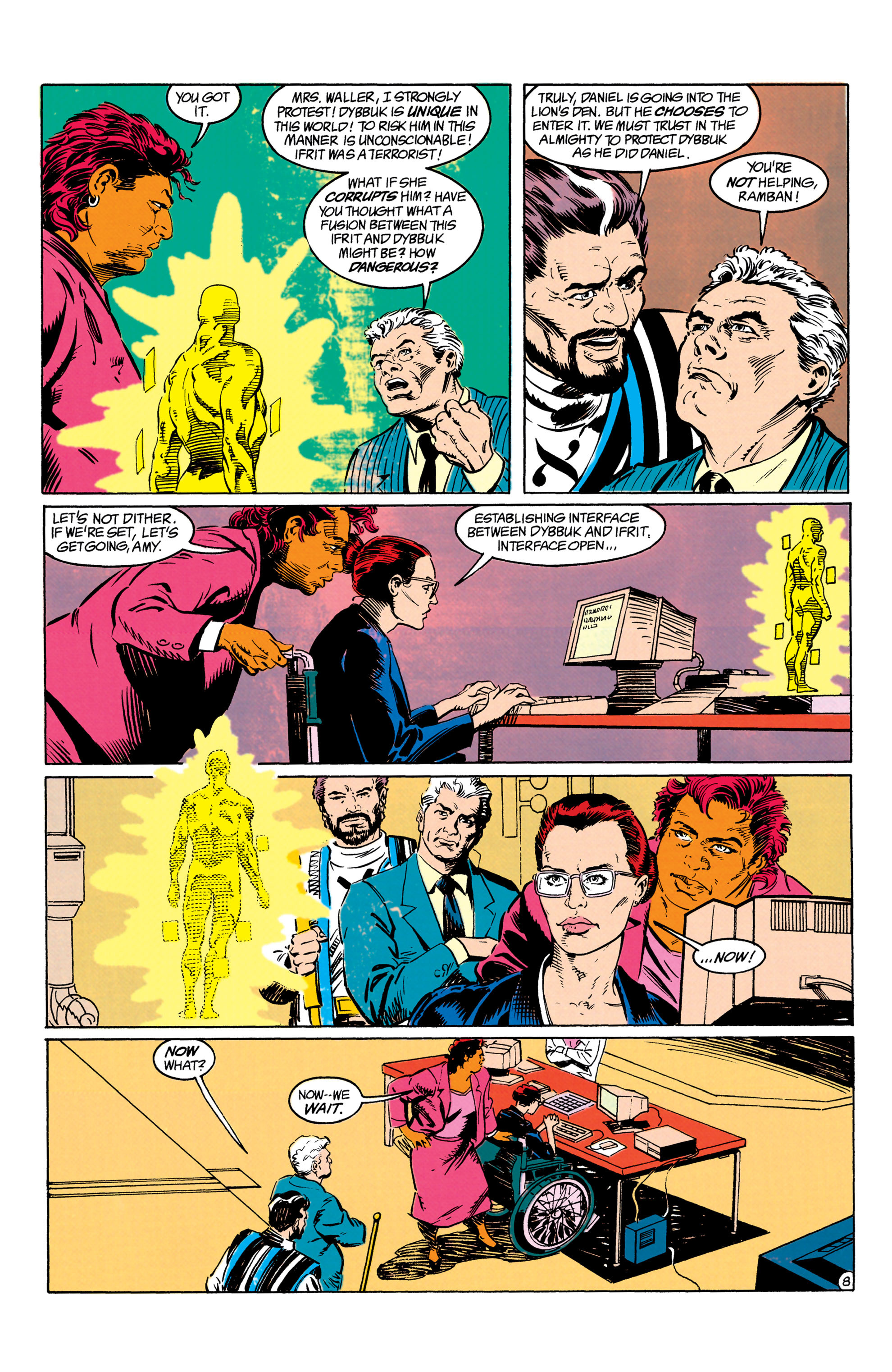 Read online Suicide Squad (1987) comic -  Issue #63 - 9