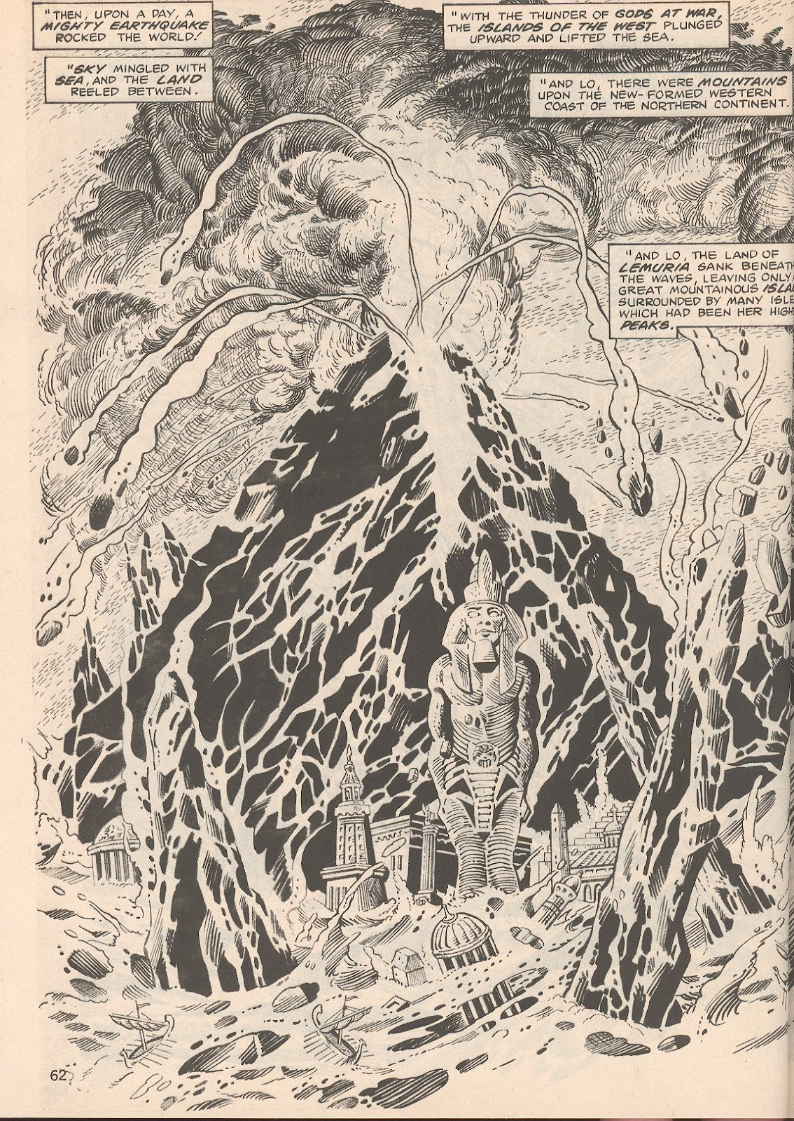 The Savage Sword Of Conan Issue #104 #105 - English 62