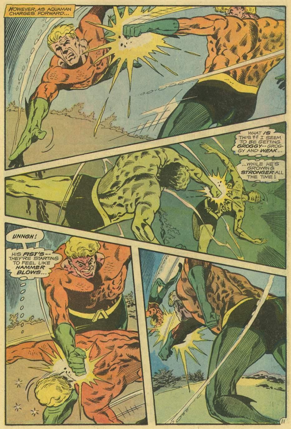 Aquaman (1962) Issue #54 #54 - English 15