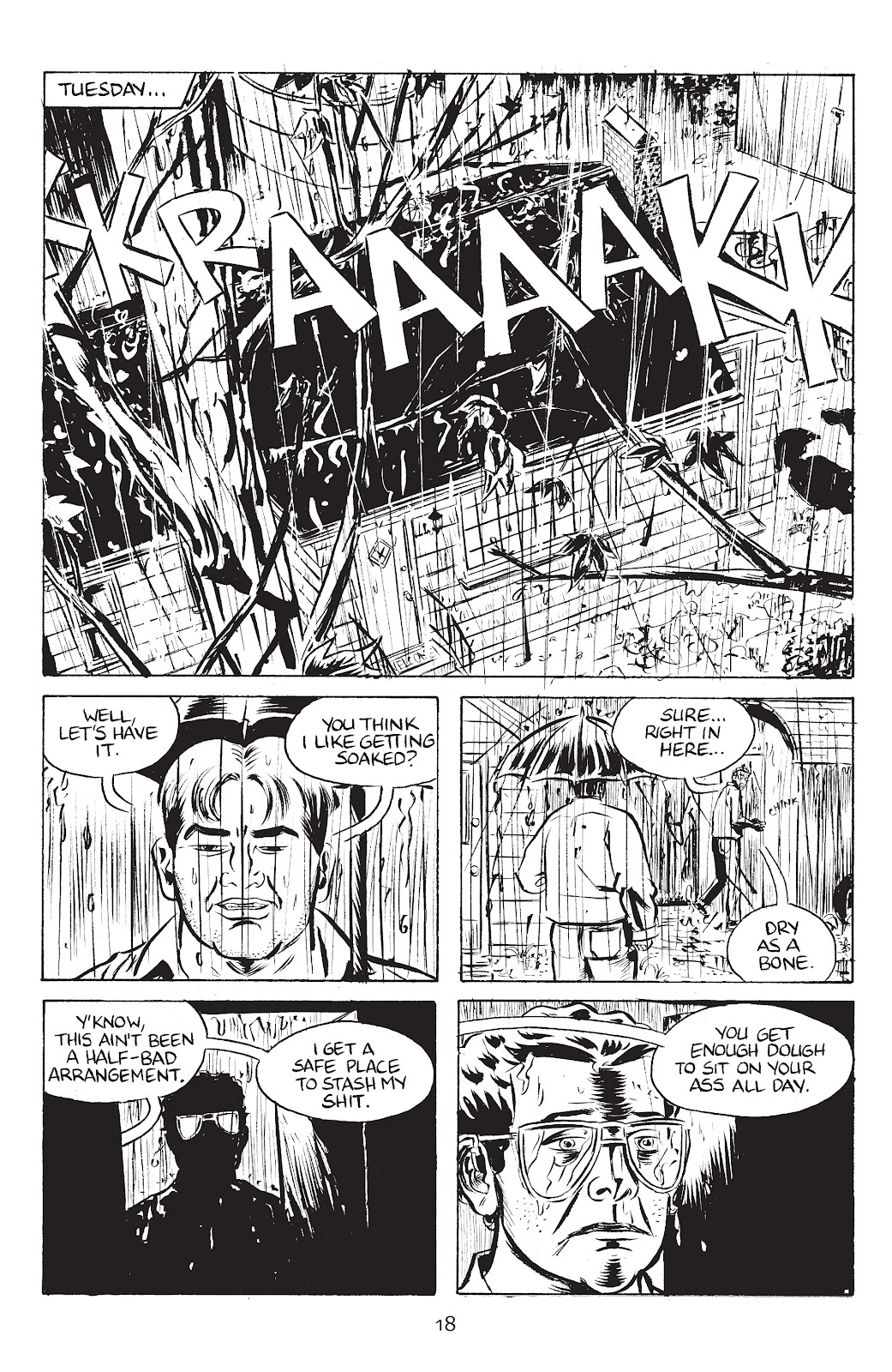 Stray Bullets Issue #40 #40 - English 20