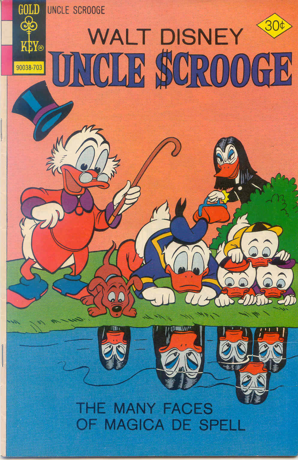 Uncle Scrooge (1953) Issue #138 #138 - English 1