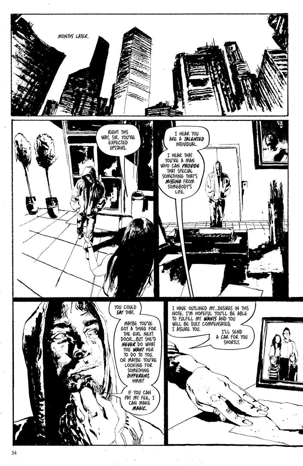 Creepy (2009) Issue #2 #2 - English 36