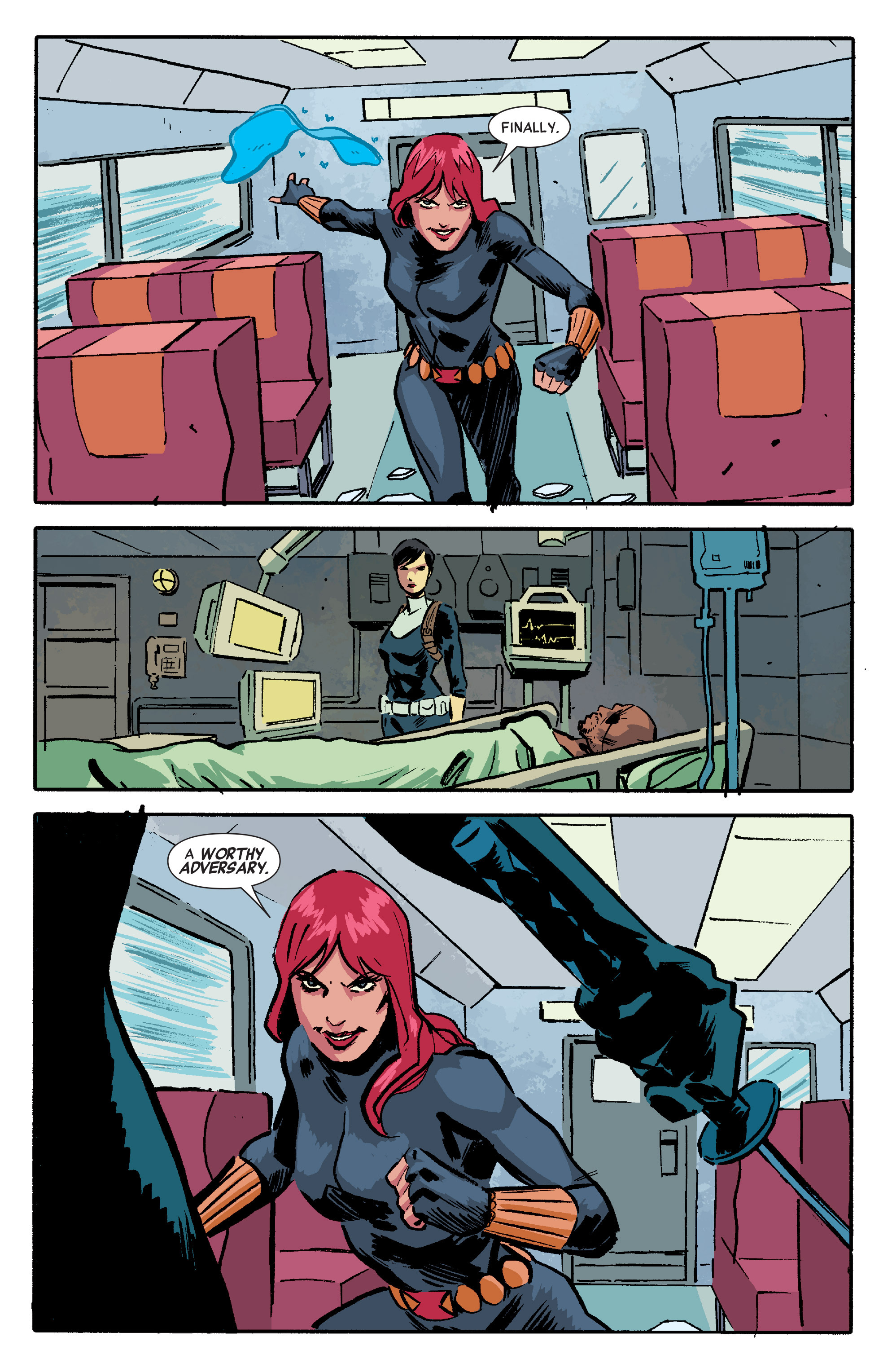Read online Secret Avengers (2014) comic -  Issue #6 - 7