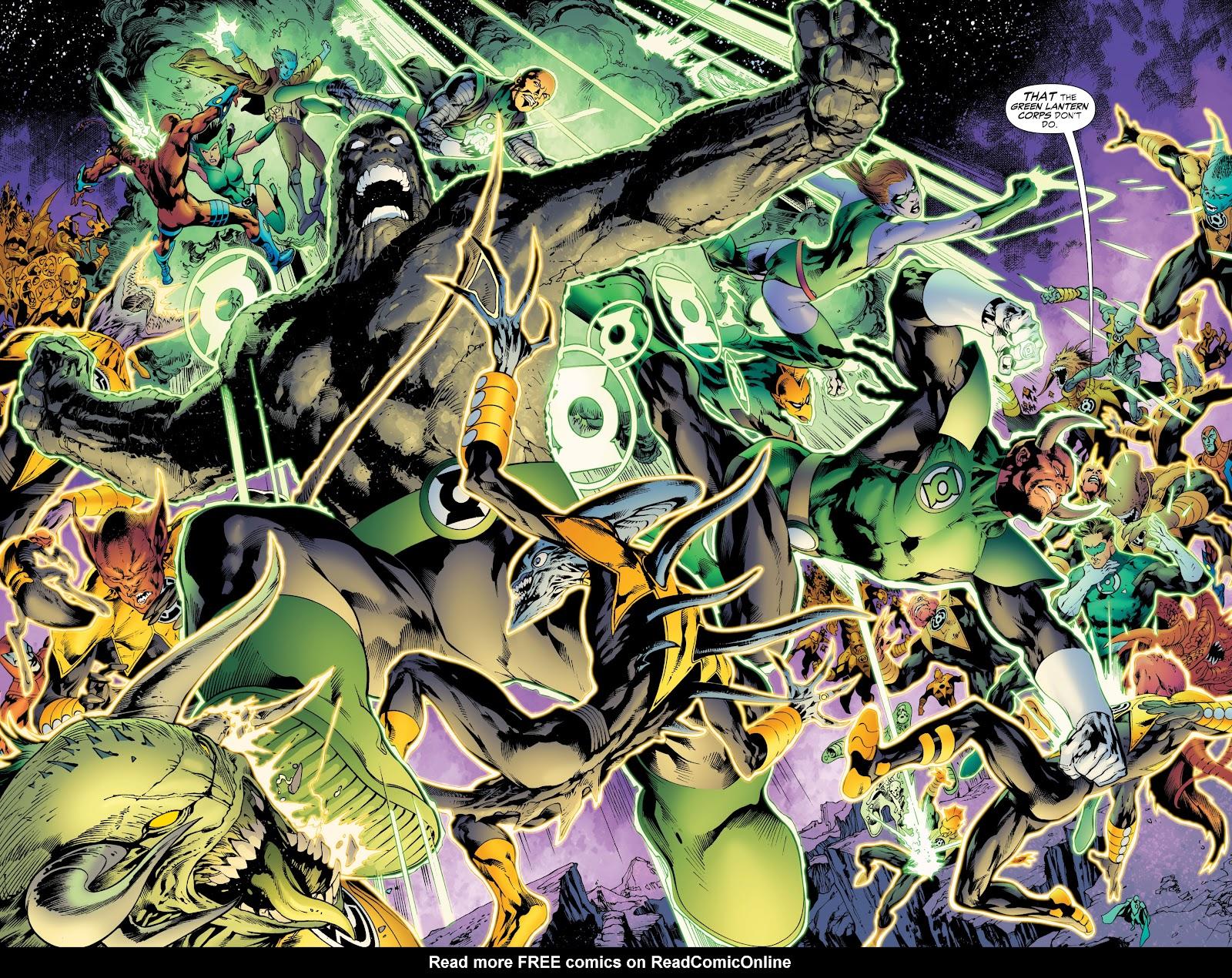 Green Lantern: The Sinestro Corps War Full #1 - English 99