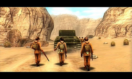 ] Brothers In Arms 2 Free+ v1.1.8 APK MOD Unlimited Money + Data