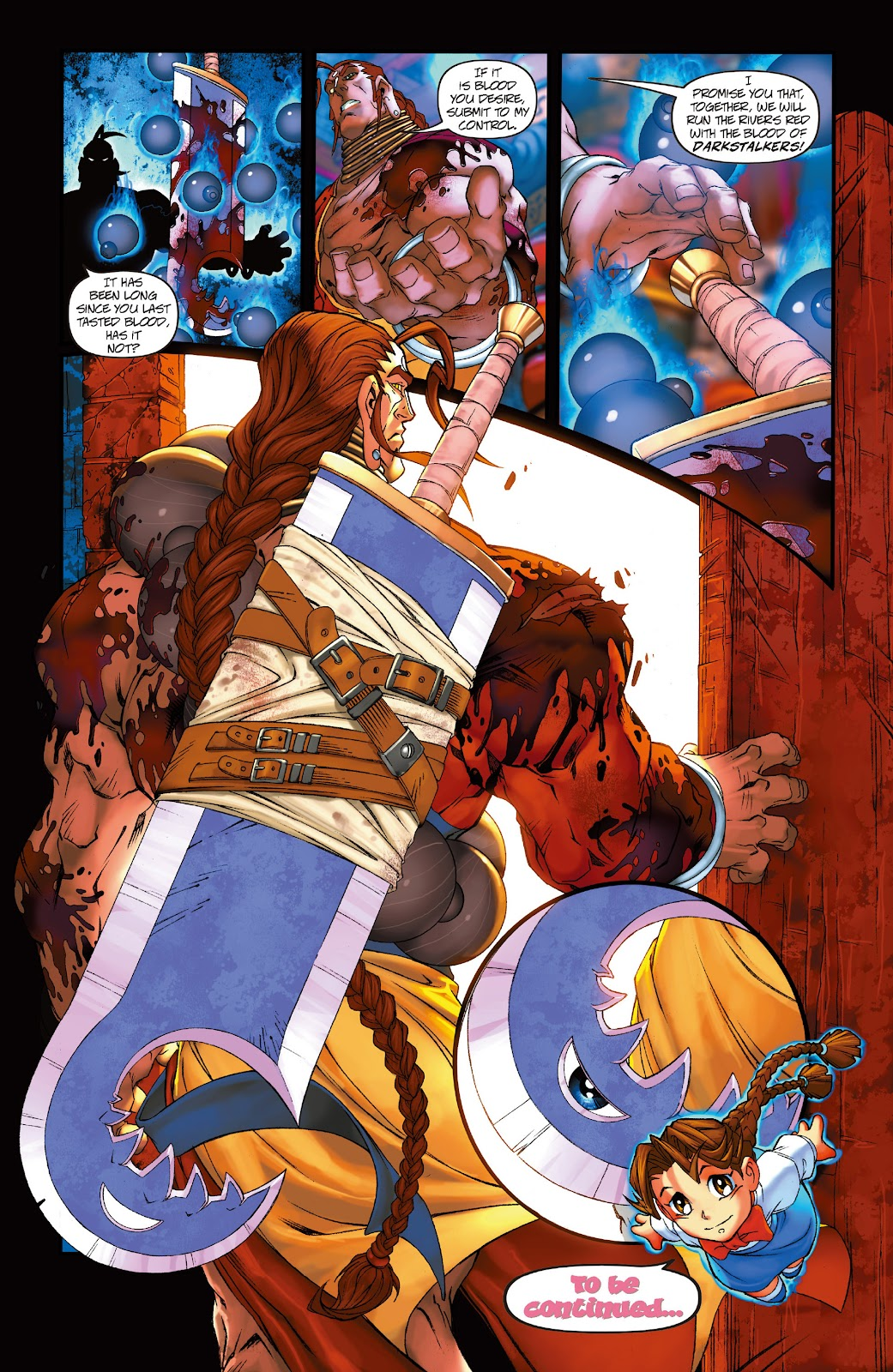 Darkstalkers Issue #1 #2 - English 27