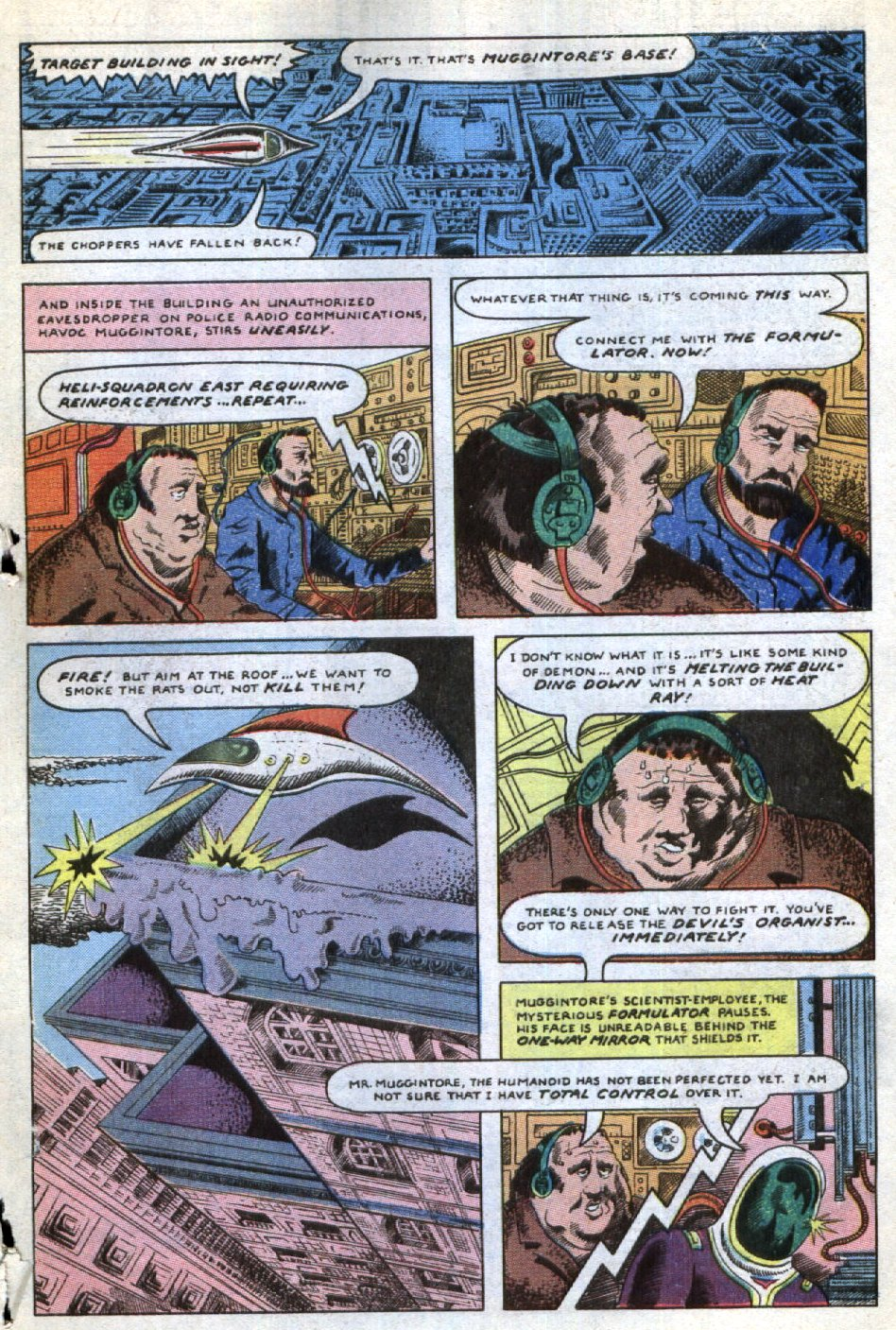 Read online Scary Tales comic -  Issue #40 - 19
