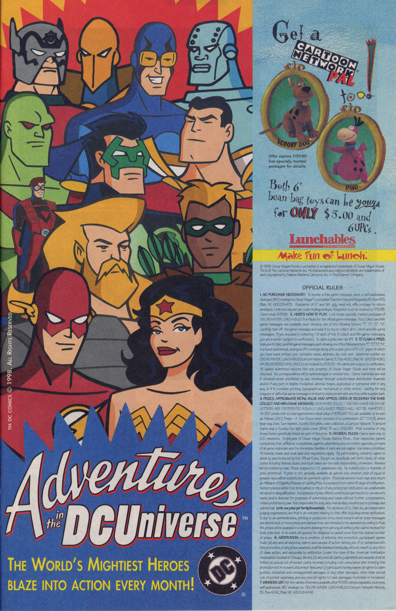 Read online Scooby-Doo (1997) comic -  Issue #9 - 26