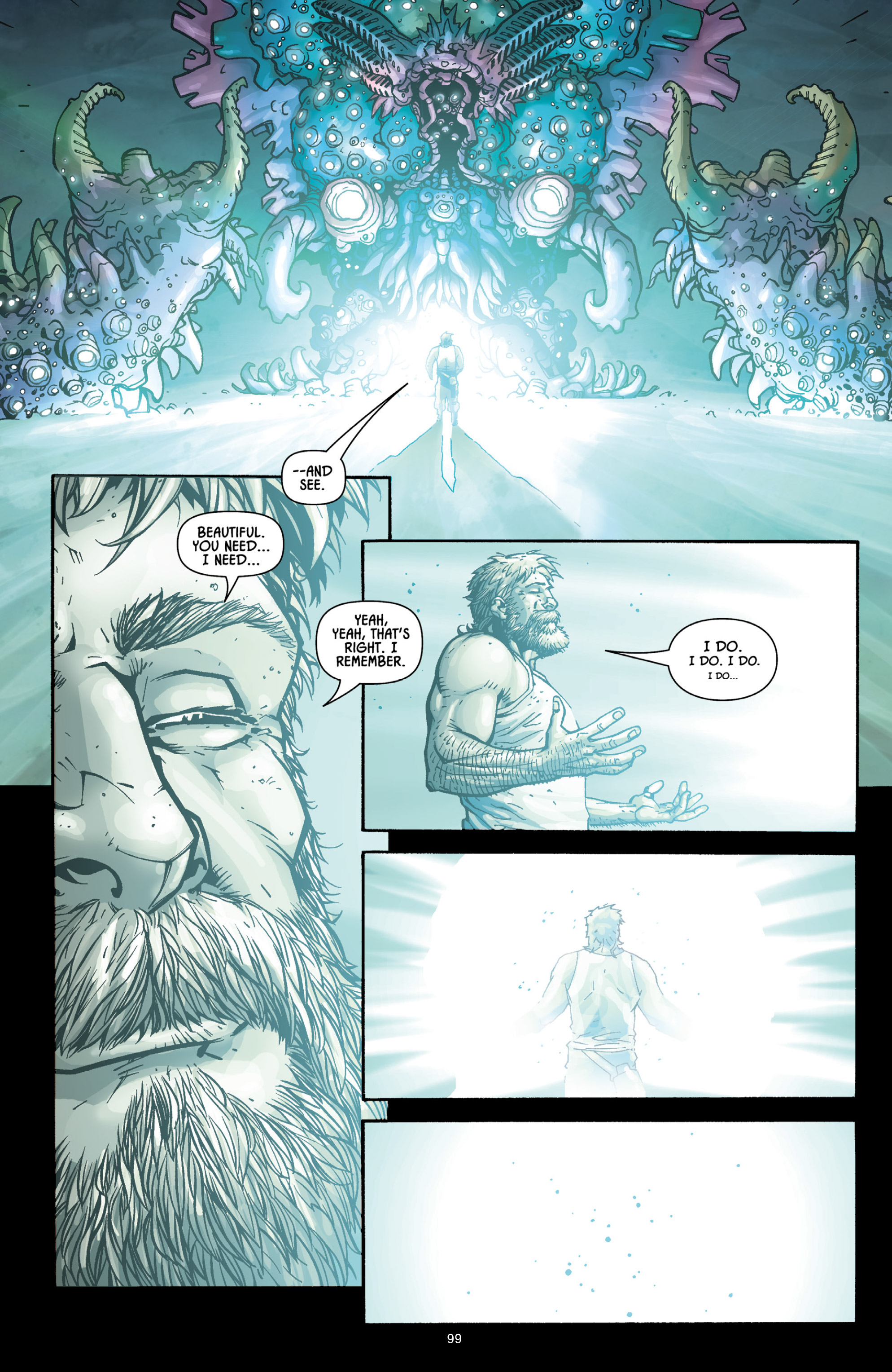 Aliens (2009) TPB Page 93