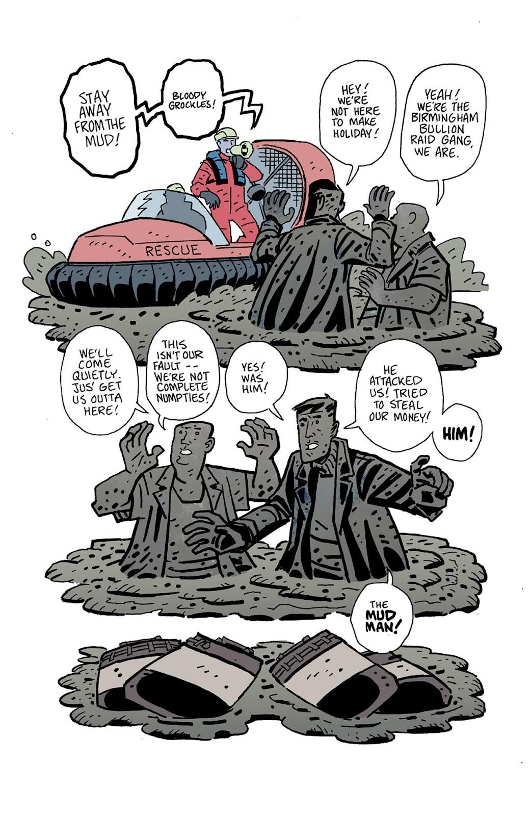 Mudman Issue #2 #2 - English 26