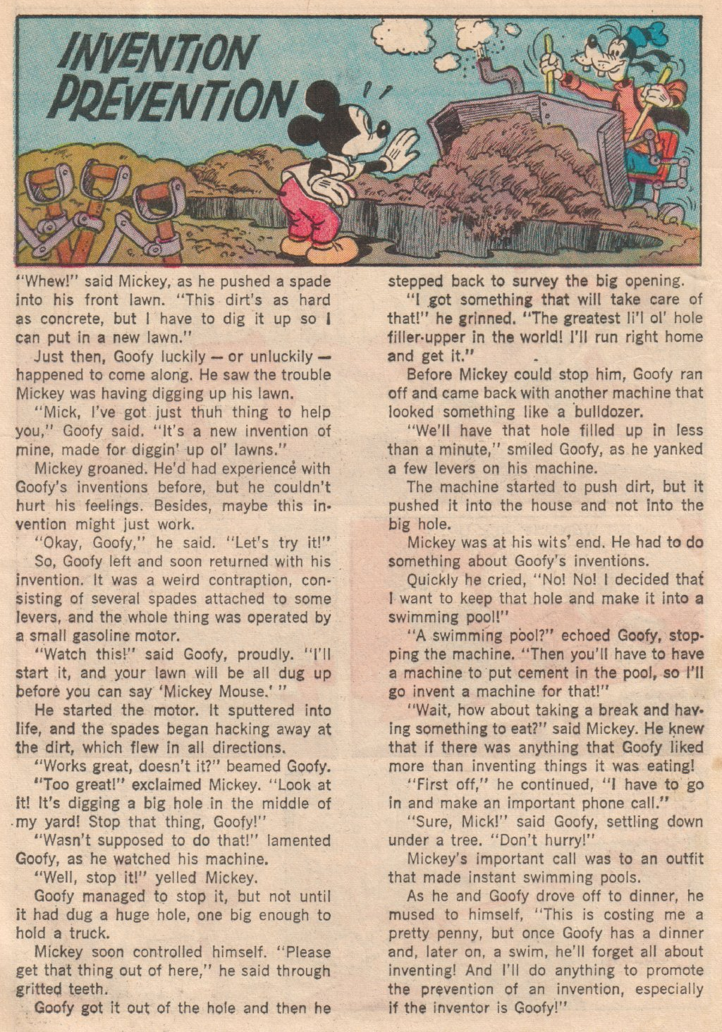 Uncle Scrooge (1953) Issue #63 #63 - English 29
