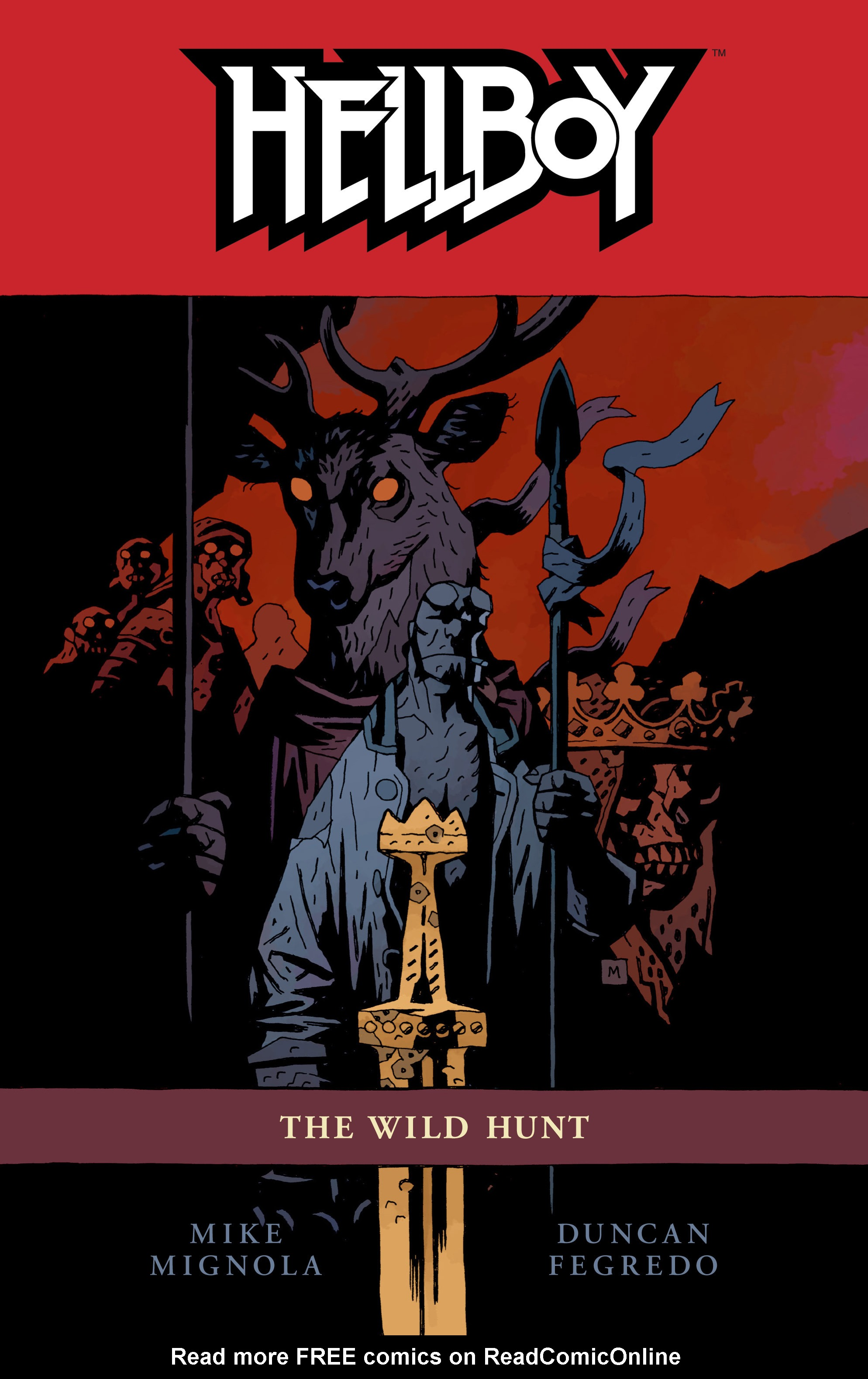 Hellboy 9 Page 1