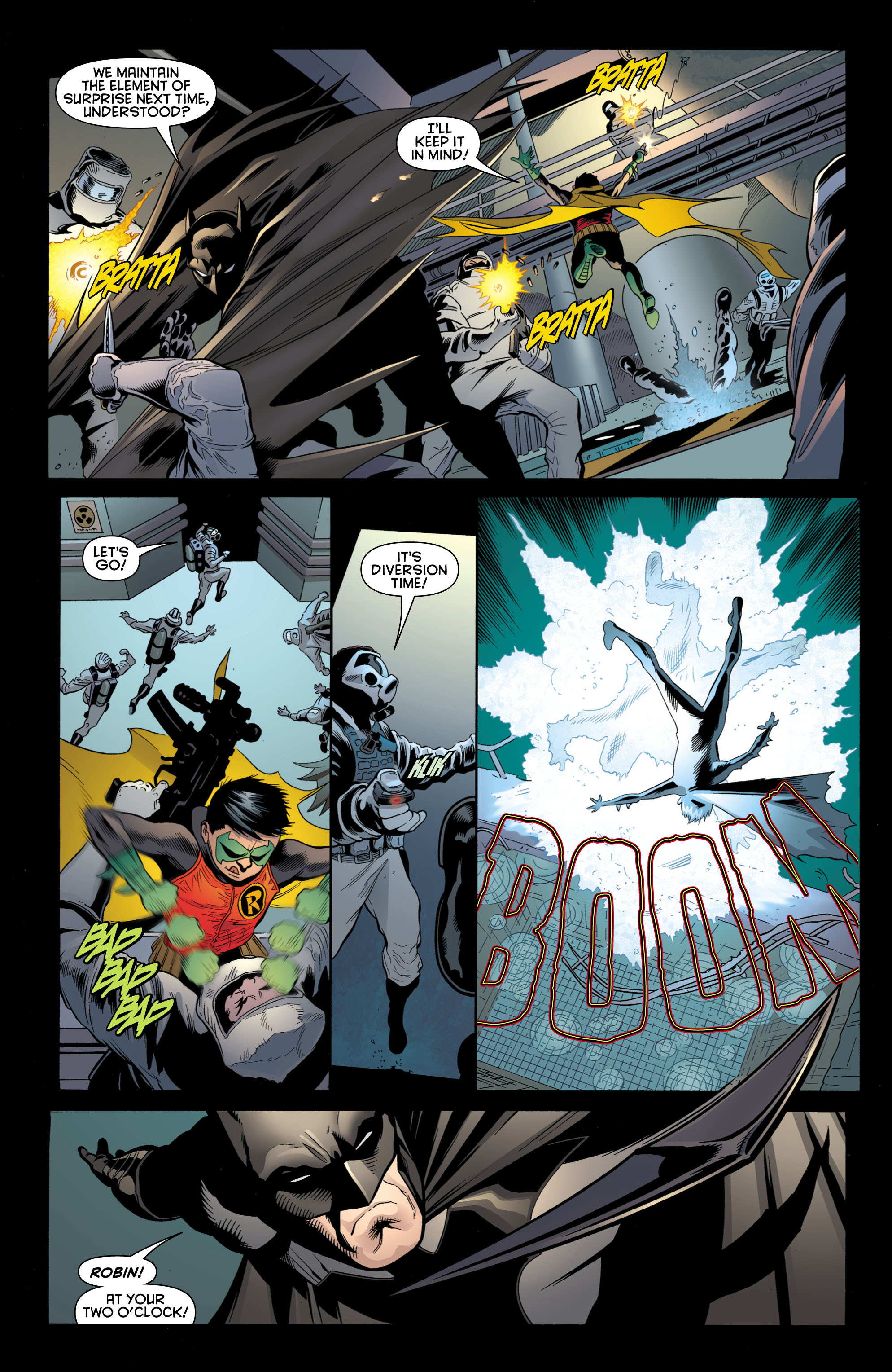 Batman and Robin (2011) chap 1 pic 19