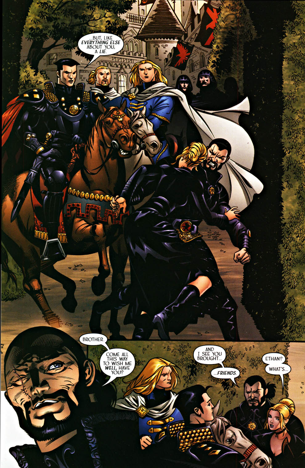 Read online Scion comic -  Issue #37 - 14