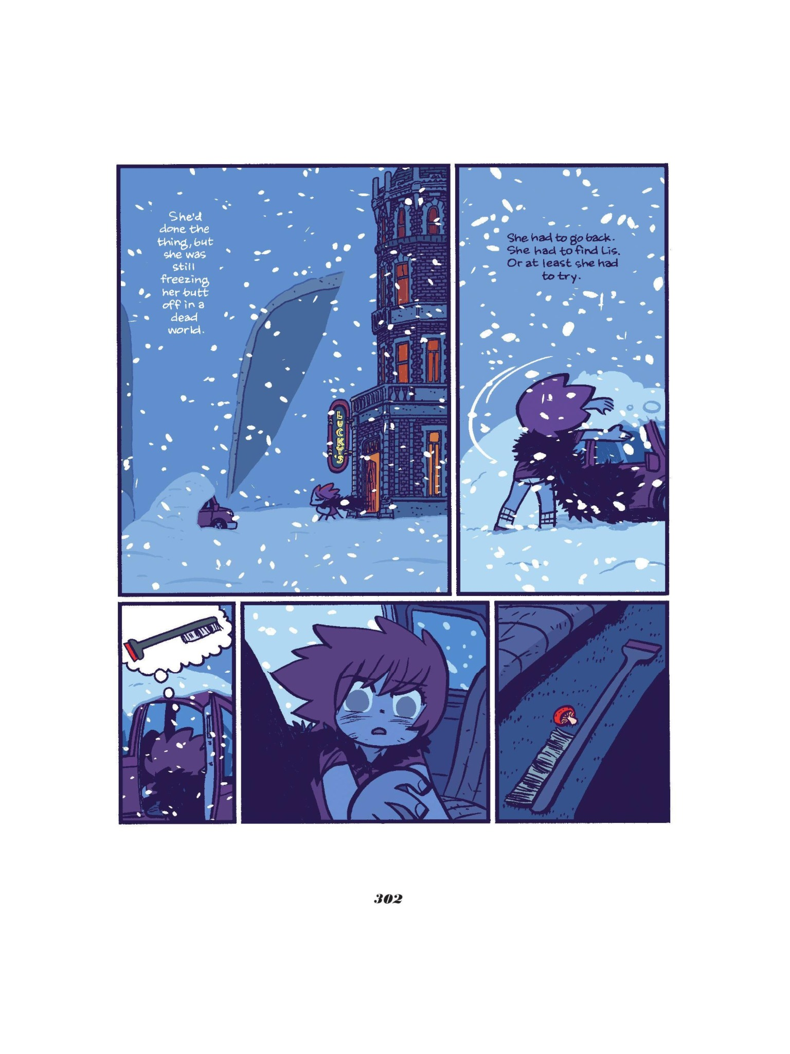 Read online Seconds comic -  Issue # Full - 302