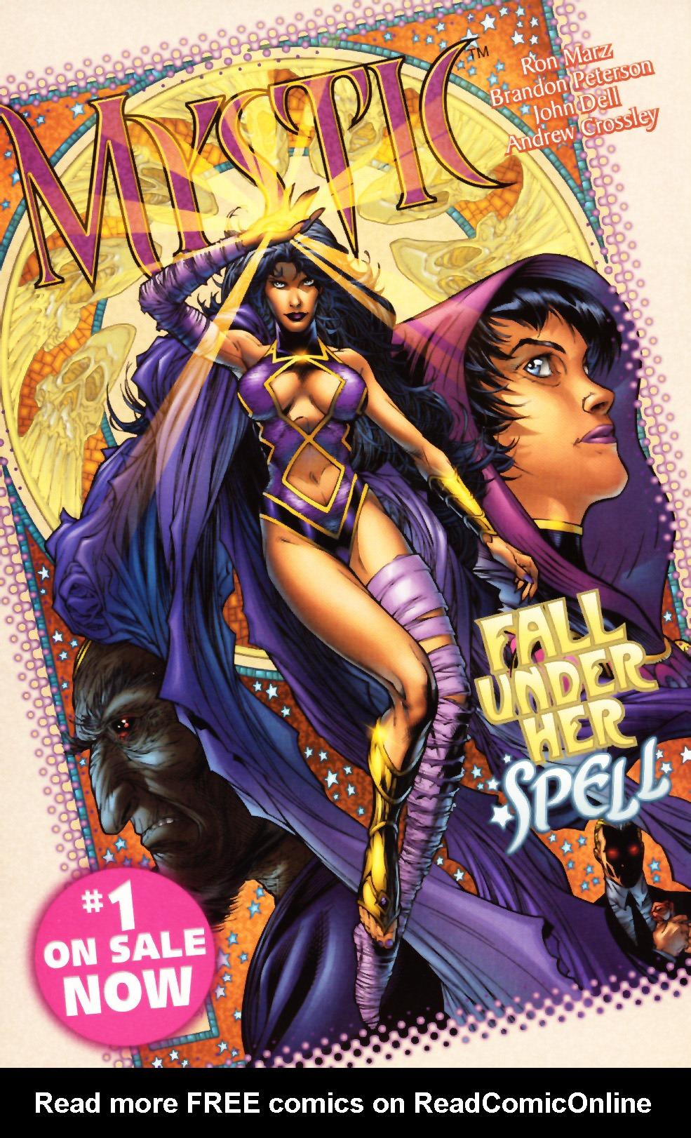 Read online Scion comic -  Issue #1 - 29