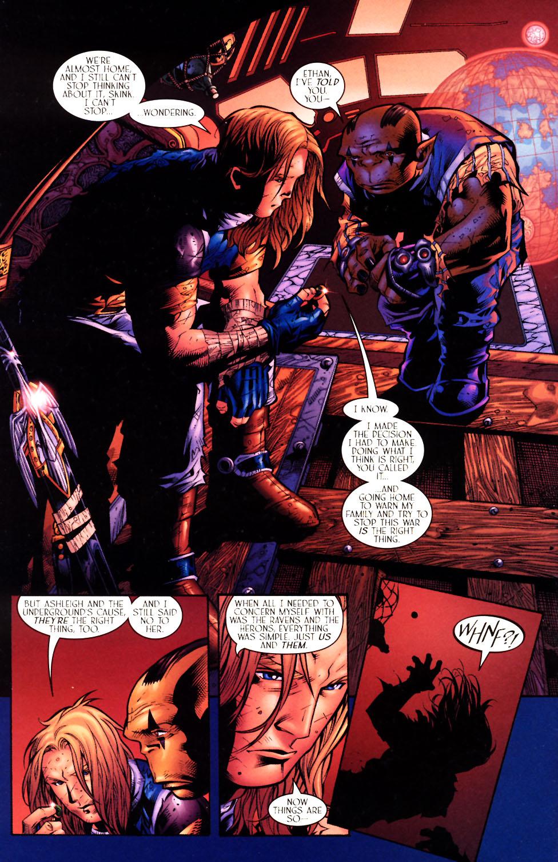 Read online Scion comic -  Issue #5 - 4