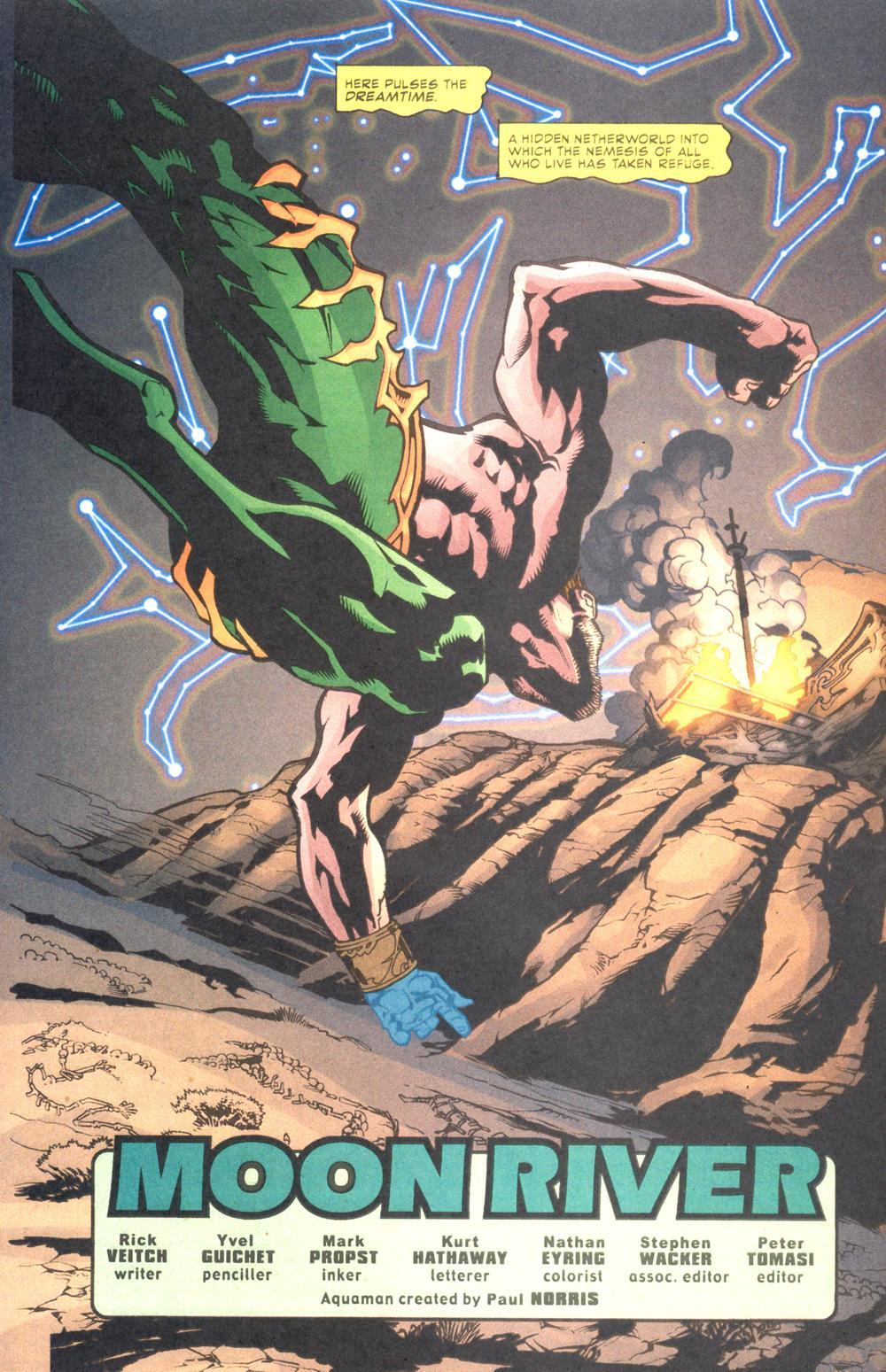 Aquaman (2003) Issue #10 #10 - English 3