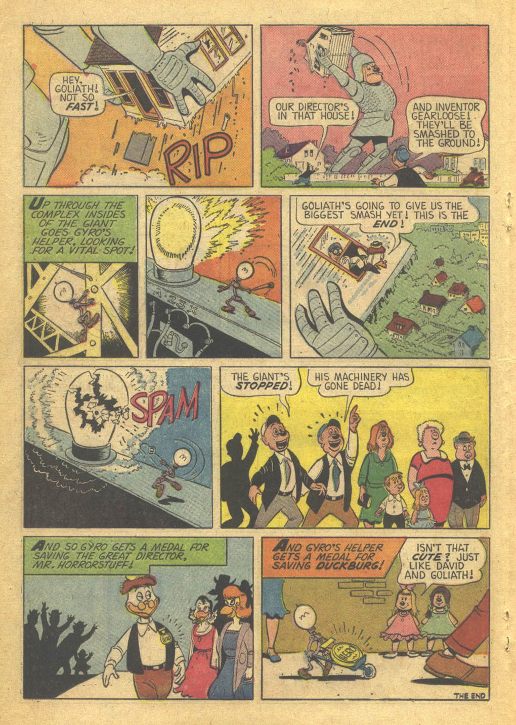 Uncle Scrooge (1953) Issue #73 #73 - English 16