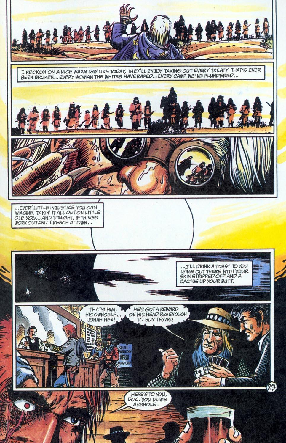 Jonah Hex: Two-Gun Mojo Issue #5 #5 - English 31