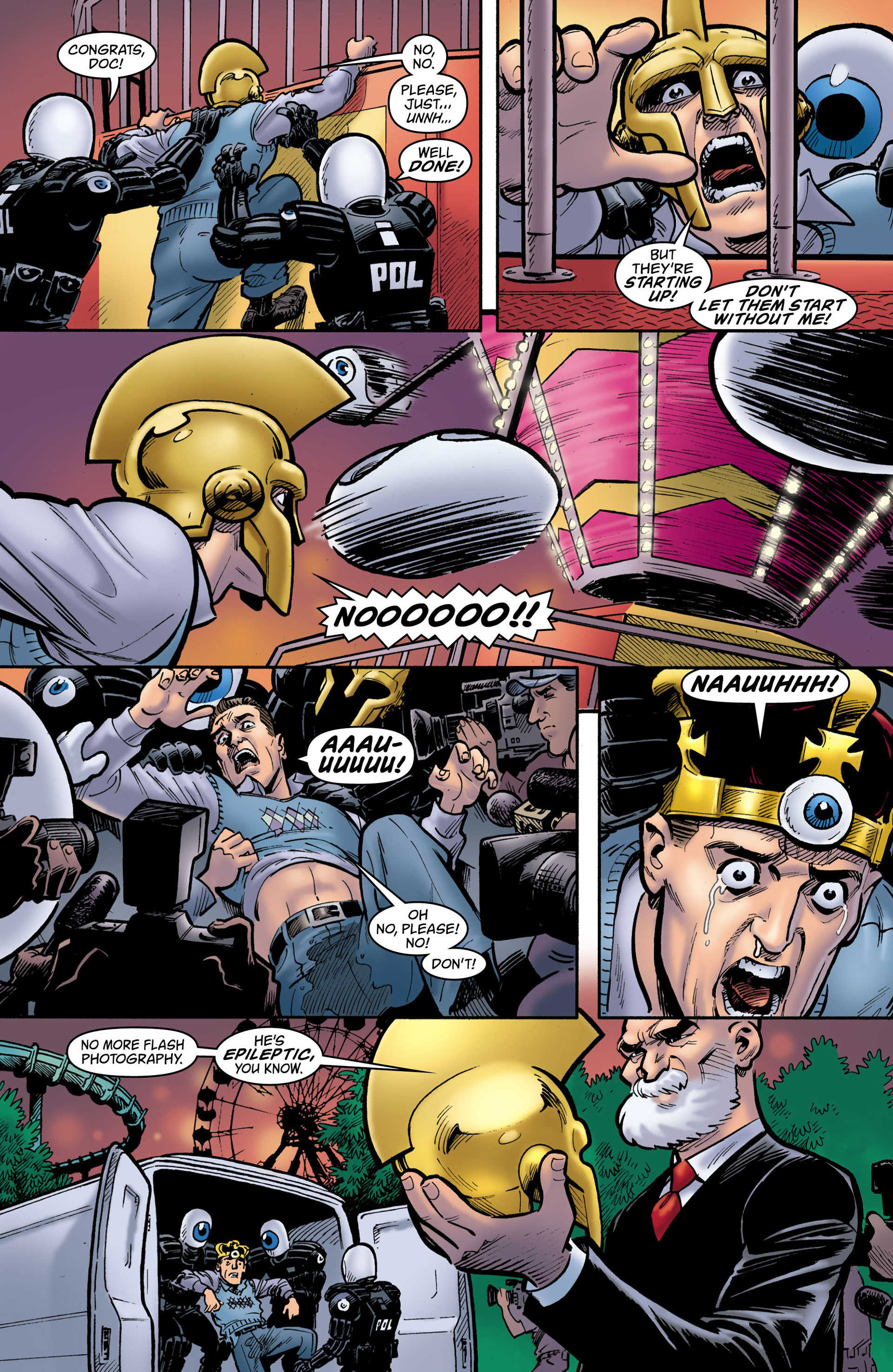 Read online Seaguy: The Slaves of Mickey Eye comic -  Issue #2 - 27