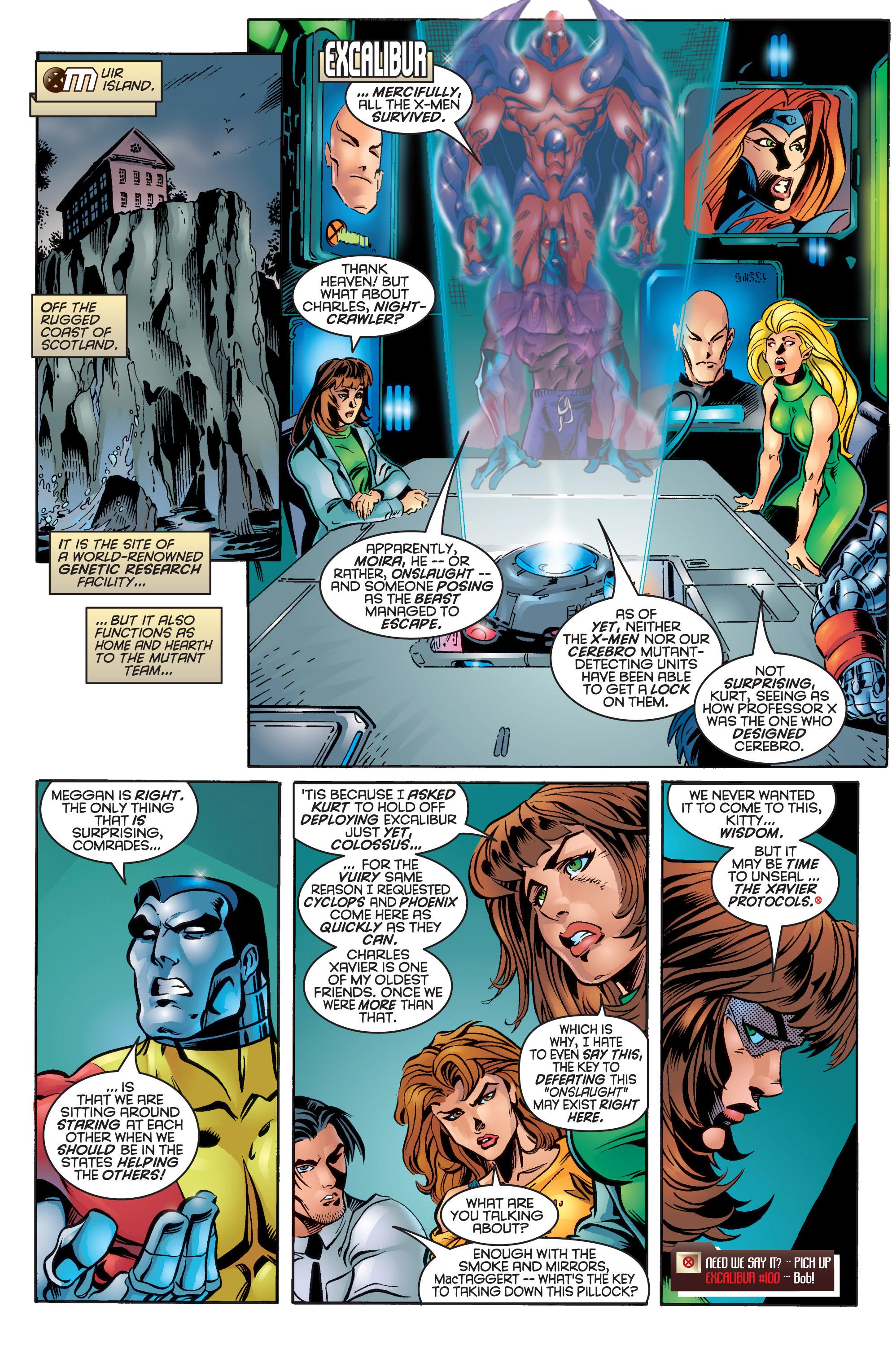 Uncanny X-Men (1963) 335 Page 13
