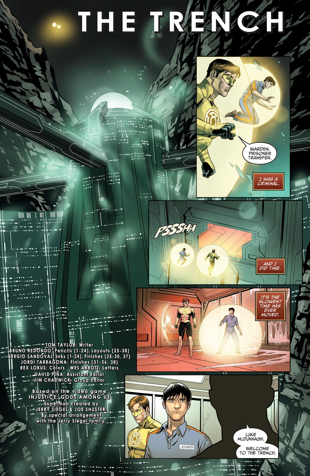 Injustice: Gods Among Us Year Four _Annual 1 #1 - English 9